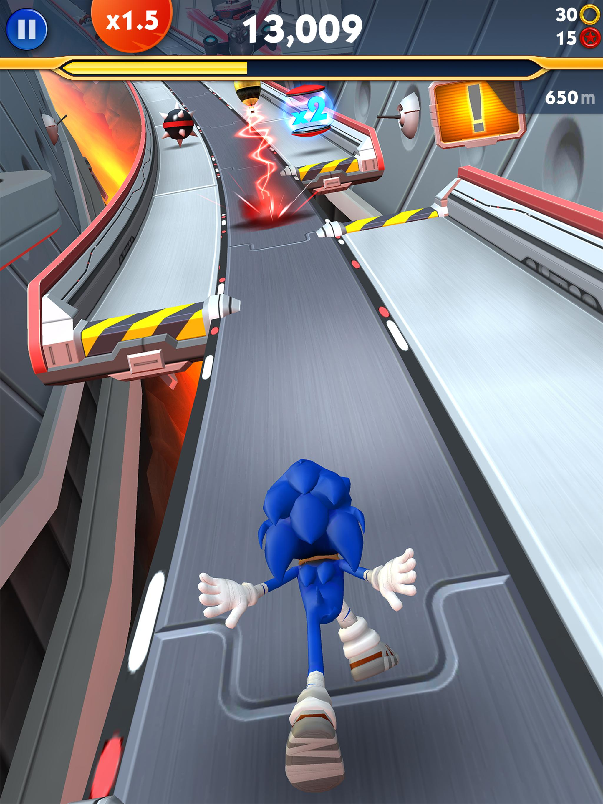 Sonic Dash 2: Sonic Boom 2.2.4 Screenshot 15