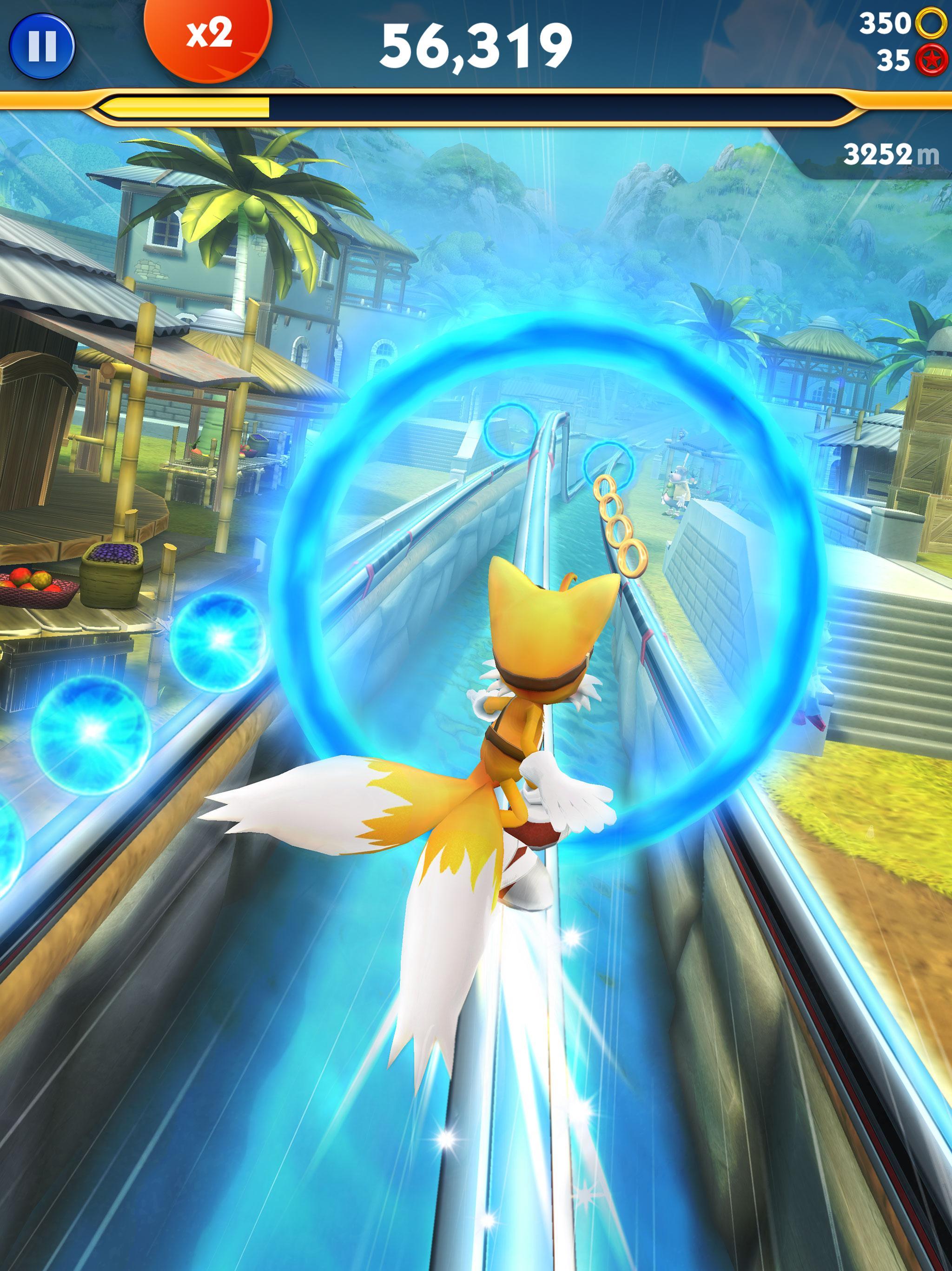 Sonic Dash 2: Sonic Boom 2.2.4 Screenshot 16