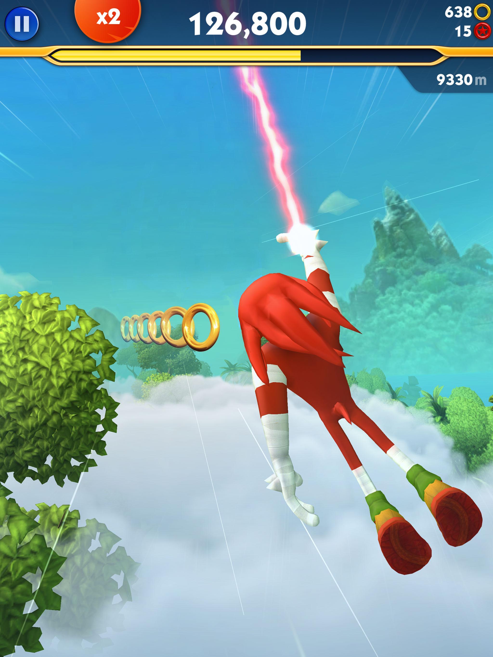 Sonic Dash 2: Sonic Boom 2.2.4 Screenshot 17