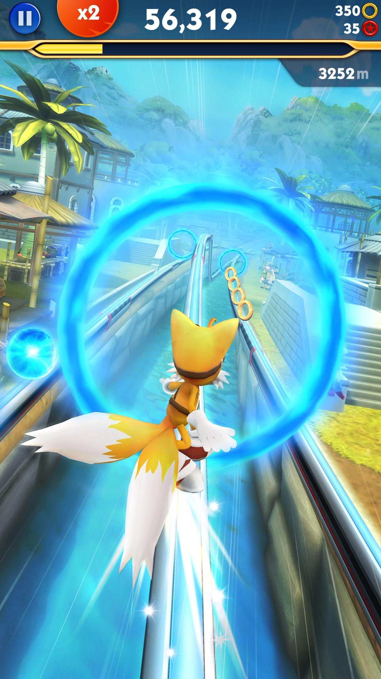 Sonic Dash 2: Sonic Boom 2.2.4 Screenshot 4