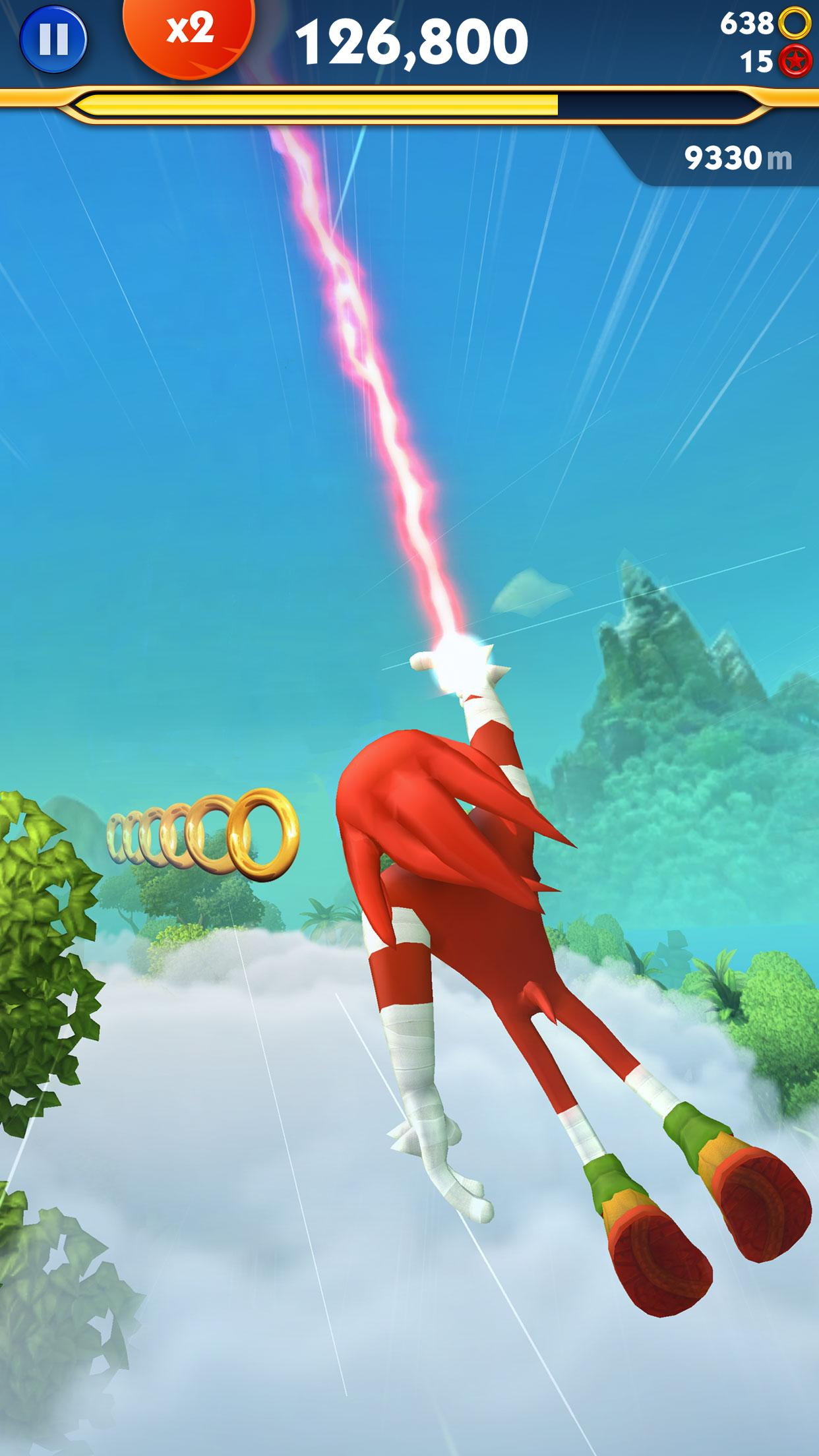 Sonic Dash 2: Sonic Boom 2.2.4 Screenshot 5