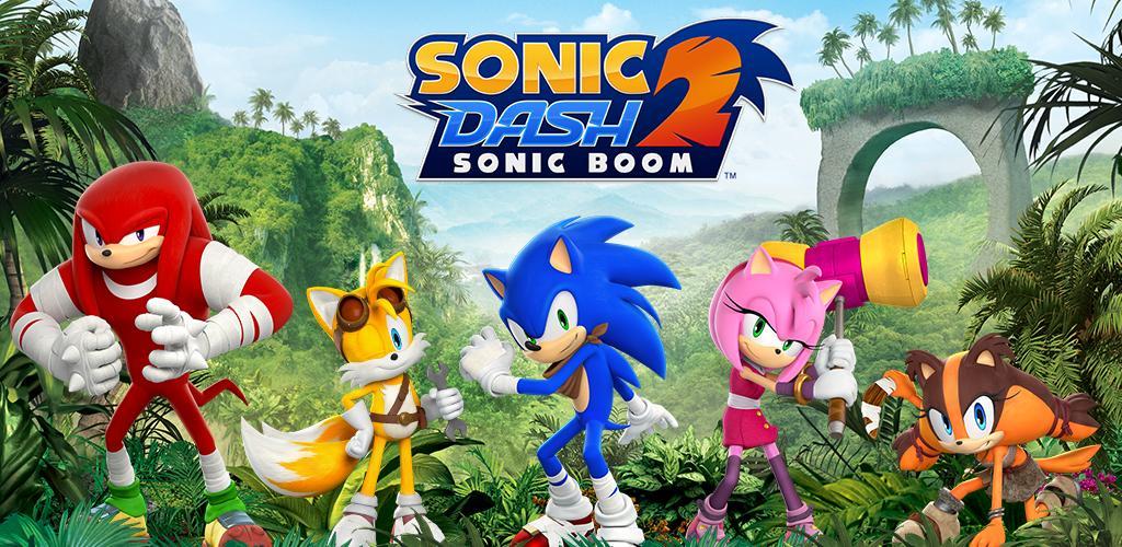 Sonic Dash 2: Sonic Boom 2.2.4 Screenshot 6