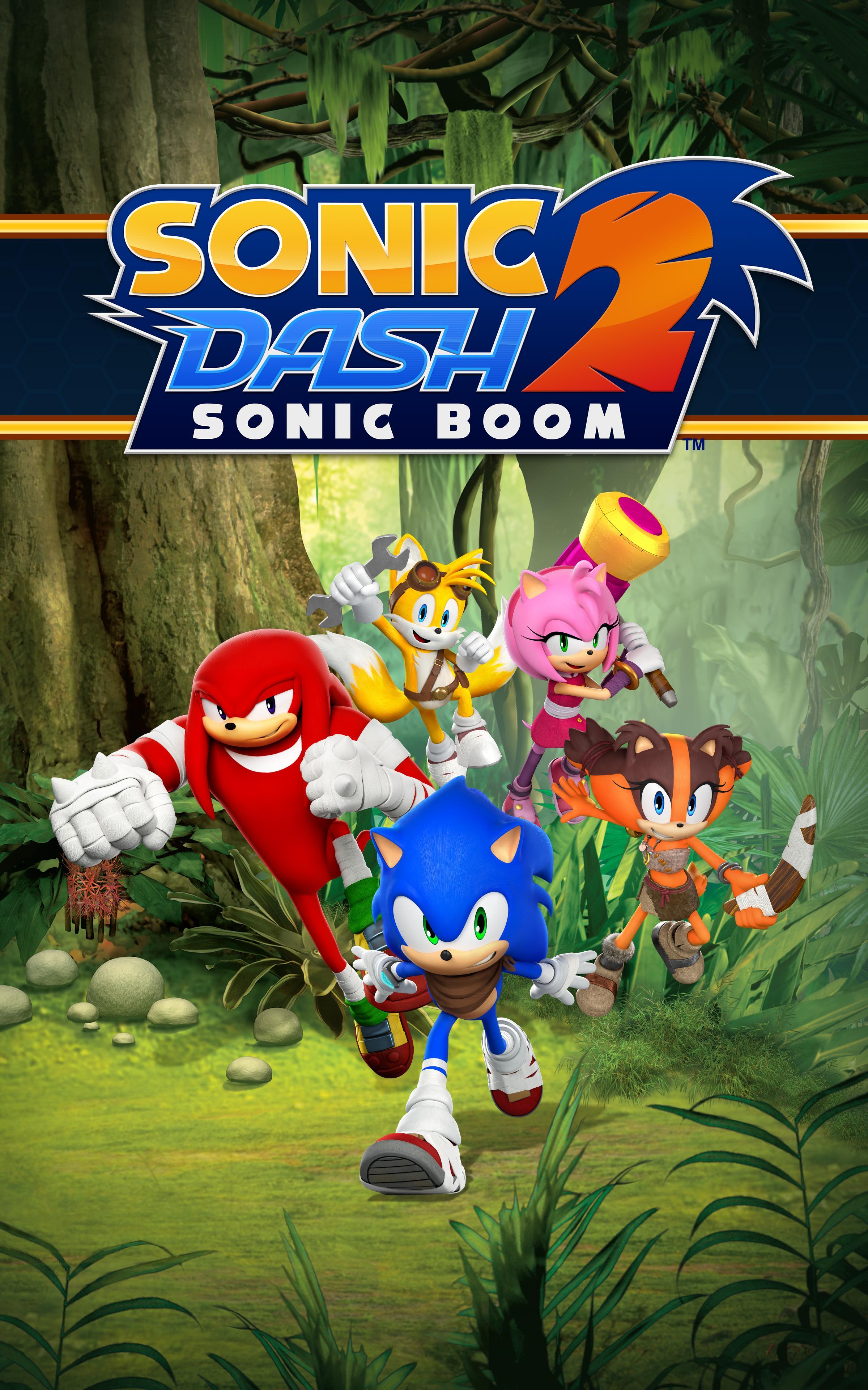 Sonic Dash 2: Sonic Boom 2.2.4 Screenshot 7