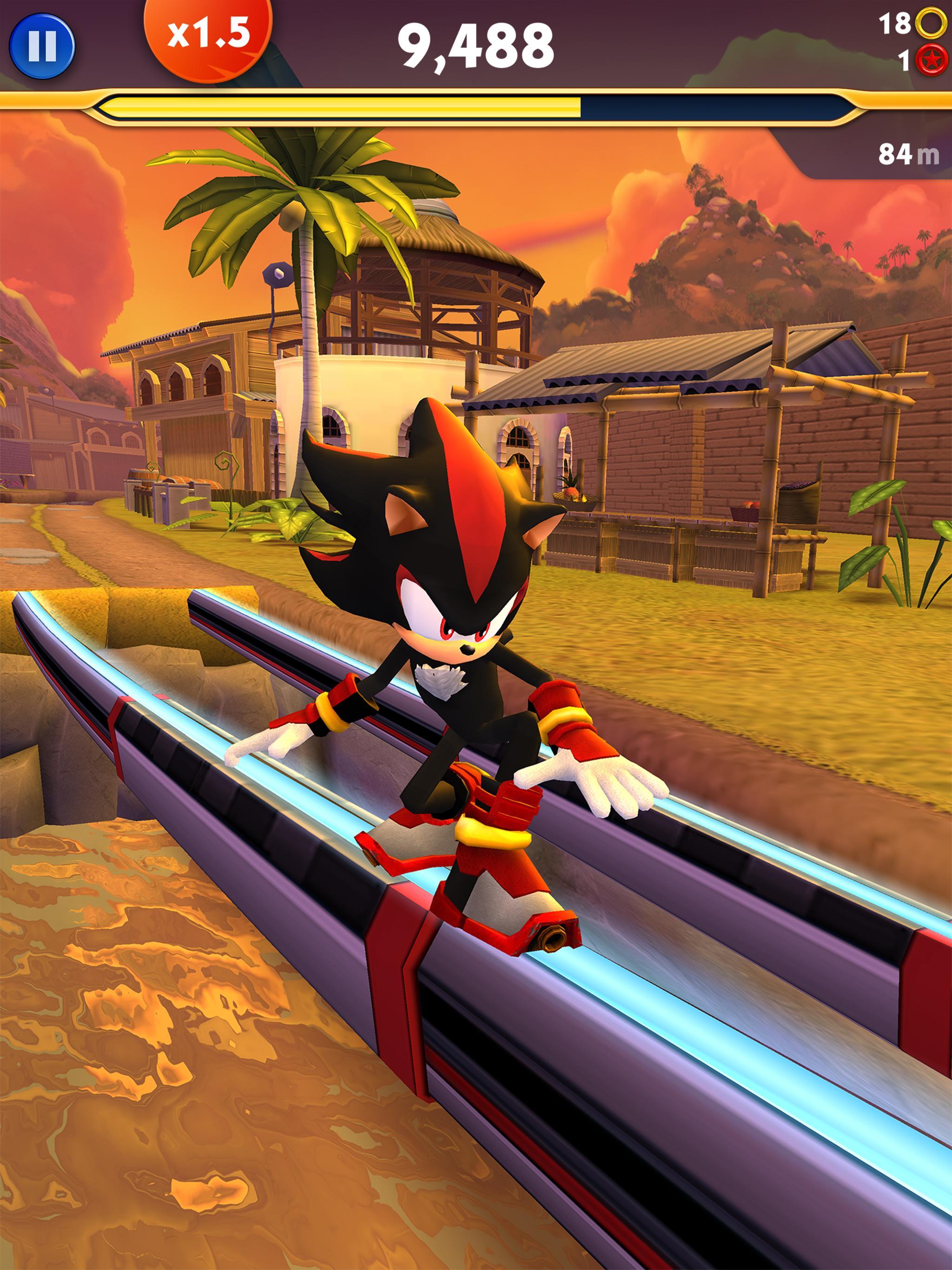 Sonic Dash 2: Sonic Boom 2.2.4 Screenshot 8