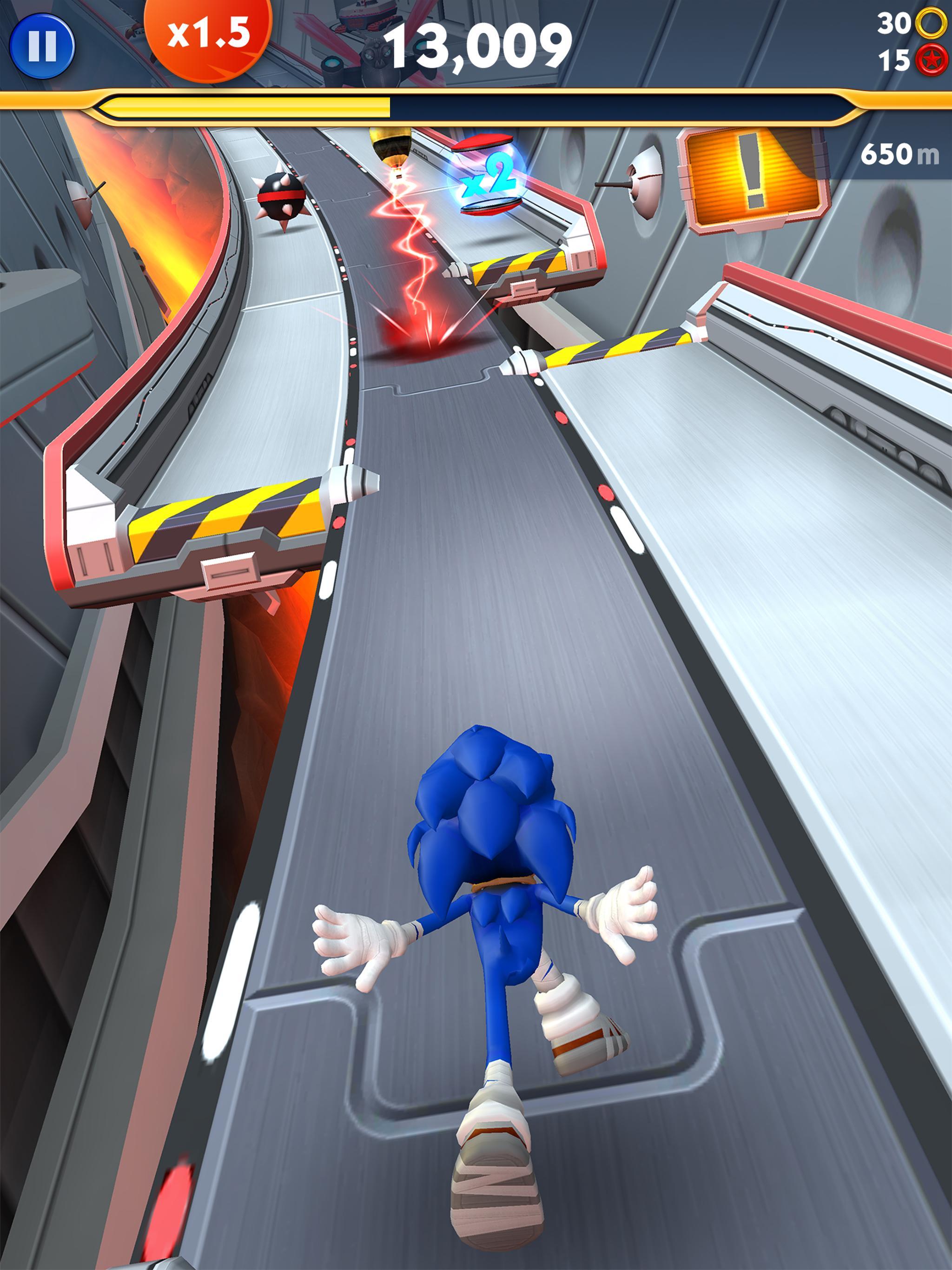 Sonic Dash 2: Sonic Boom 2.2.4 Screenshot 9