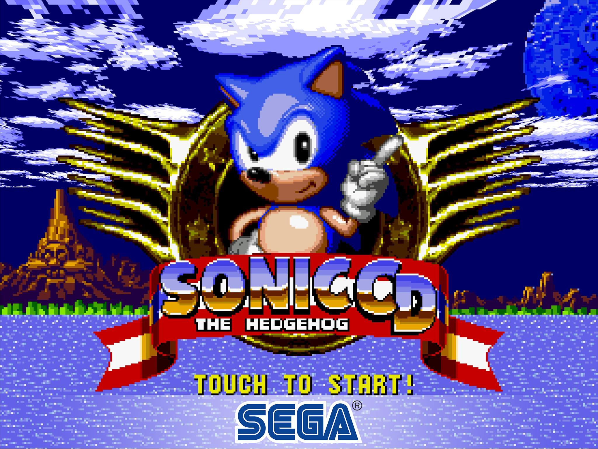 Sonic CD Classic 2.0.0 Screenshot 11