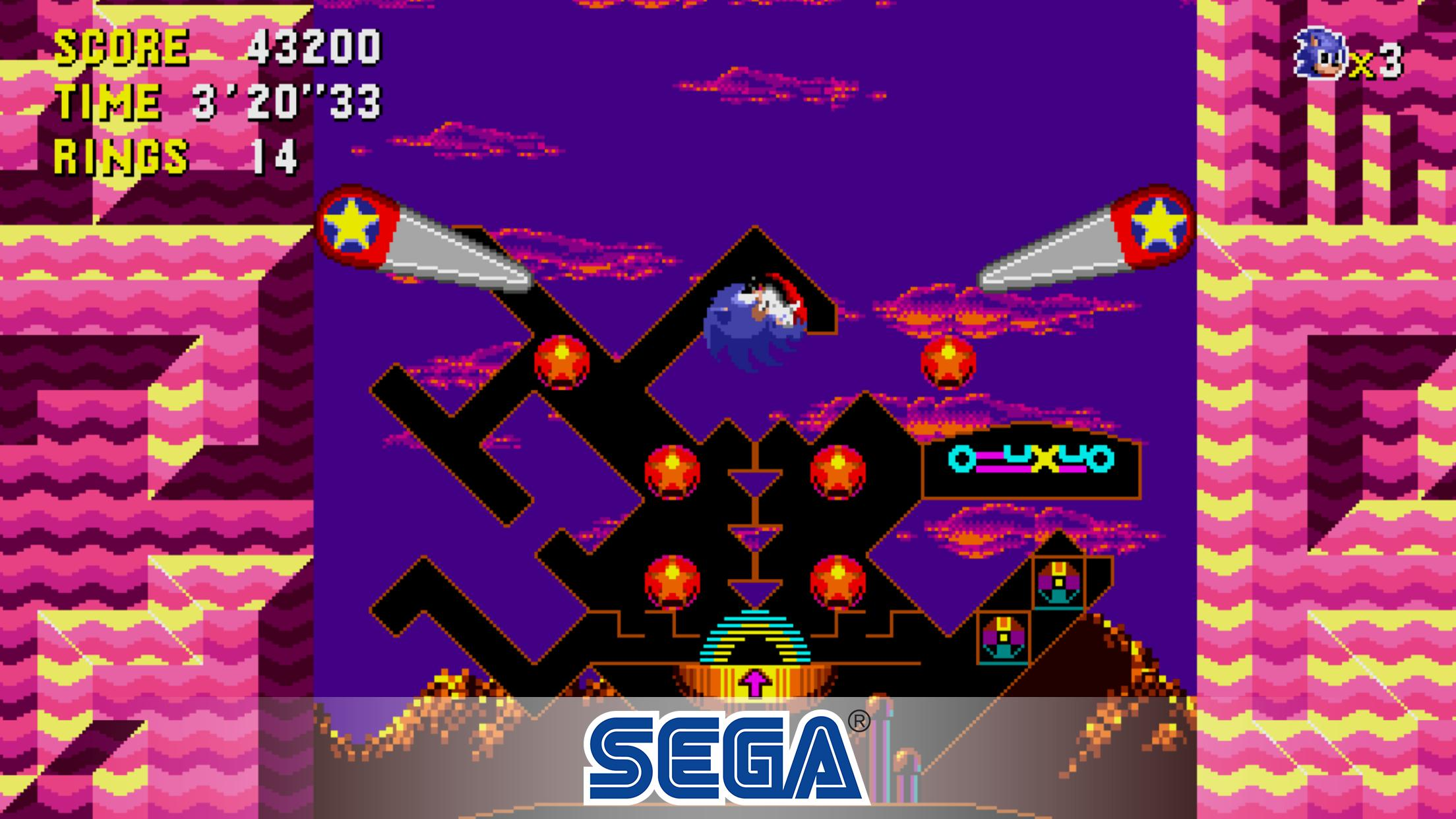 Sonic CD Classic 2.0.0 Screenshot 2