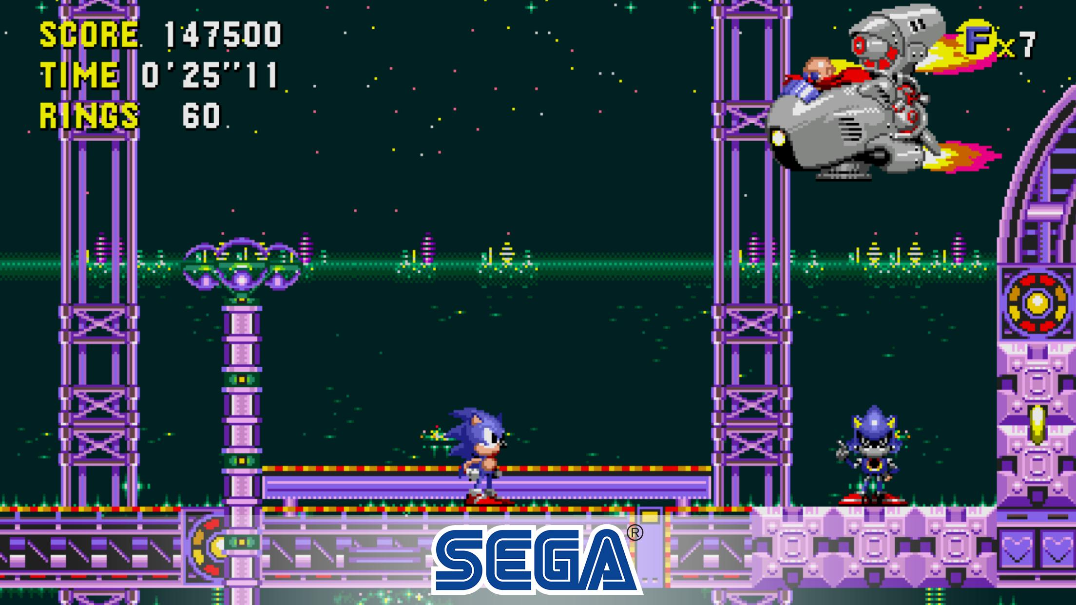 Sonic CD Classic 2.0.0 Screenshot 3