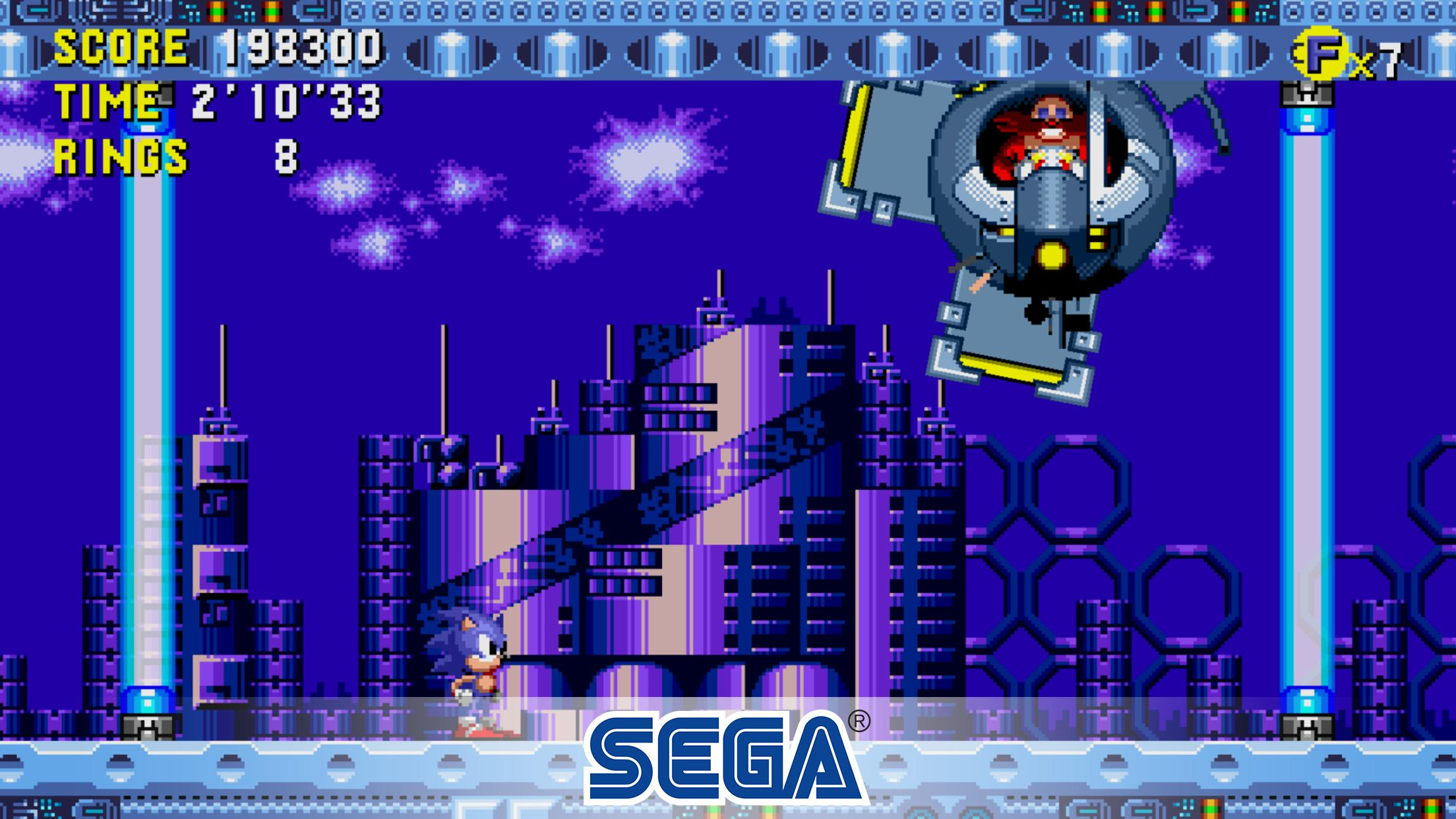 Sonic CD Classic 2.0.0 Screenshot 4