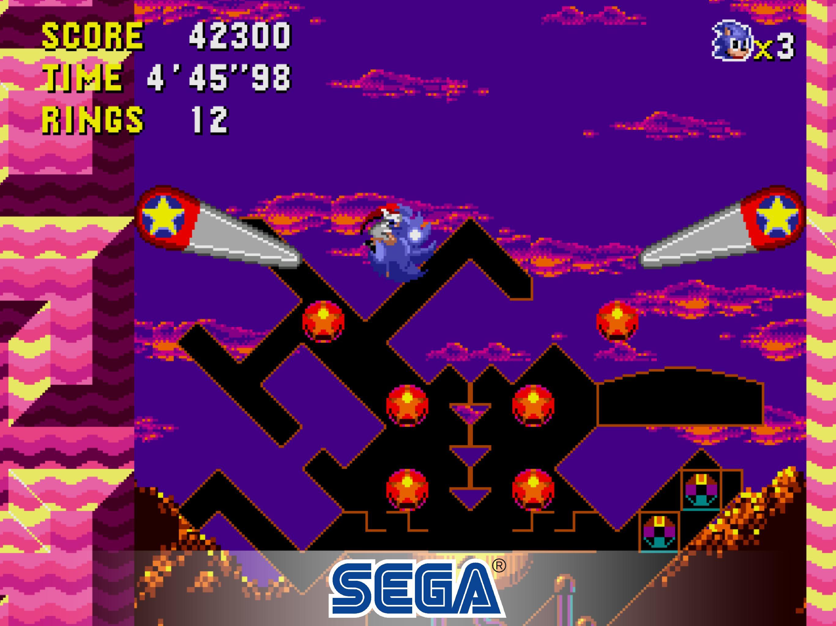 Sonic CD Classic 2.0.0 Screenshot 7