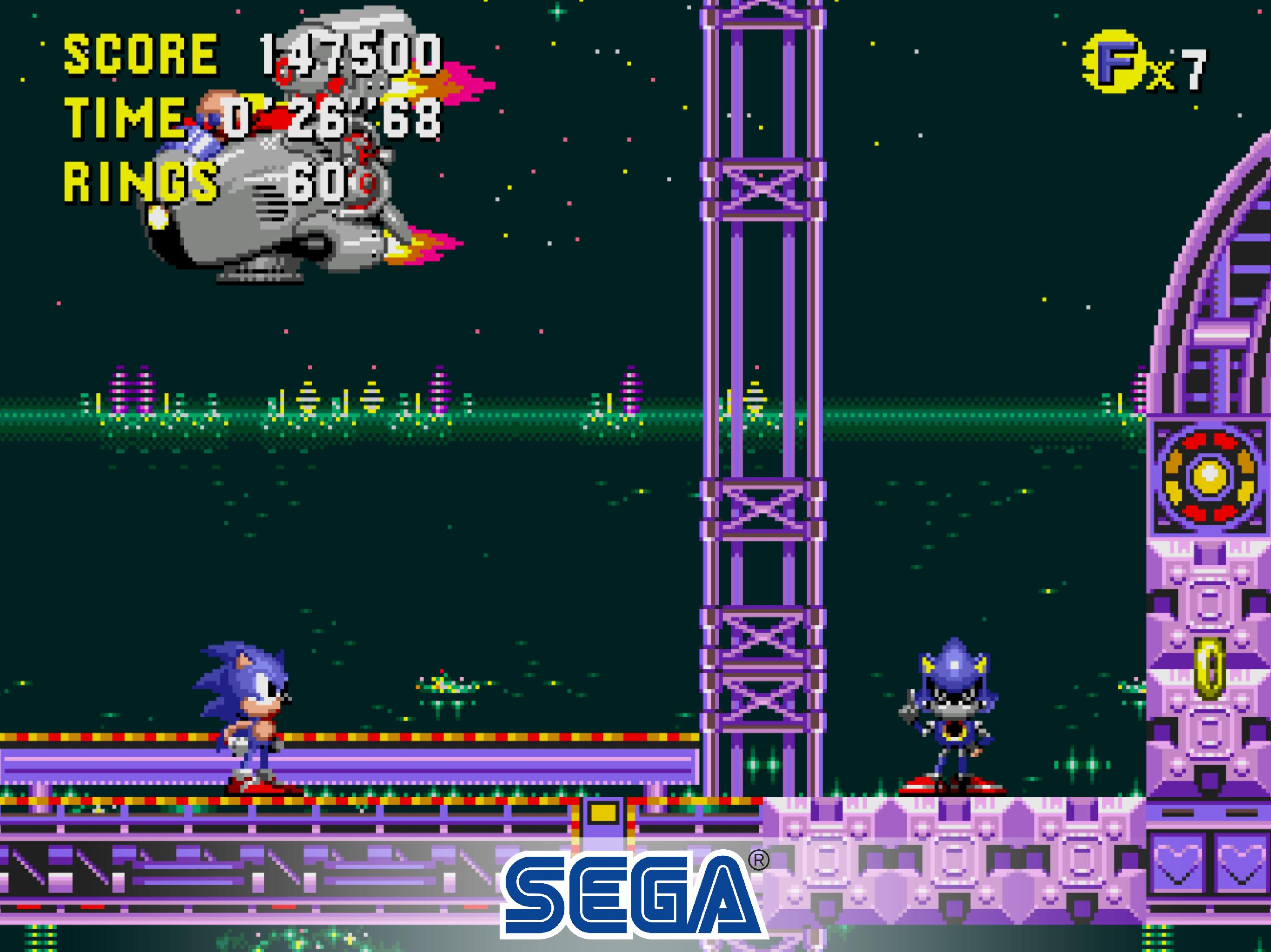 Sonic CD Classic 2.0.0 Screenshot 8