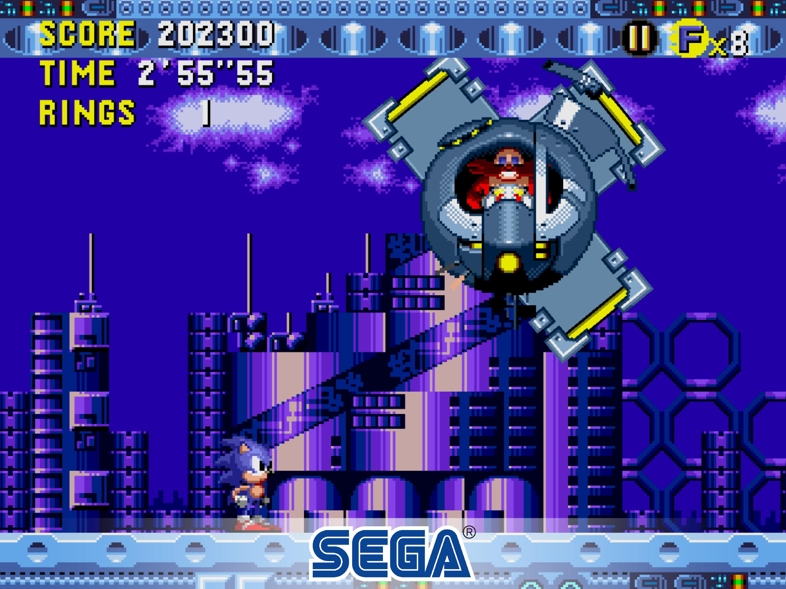 Sonic CD Classic 2.0.0 Screenshot 9