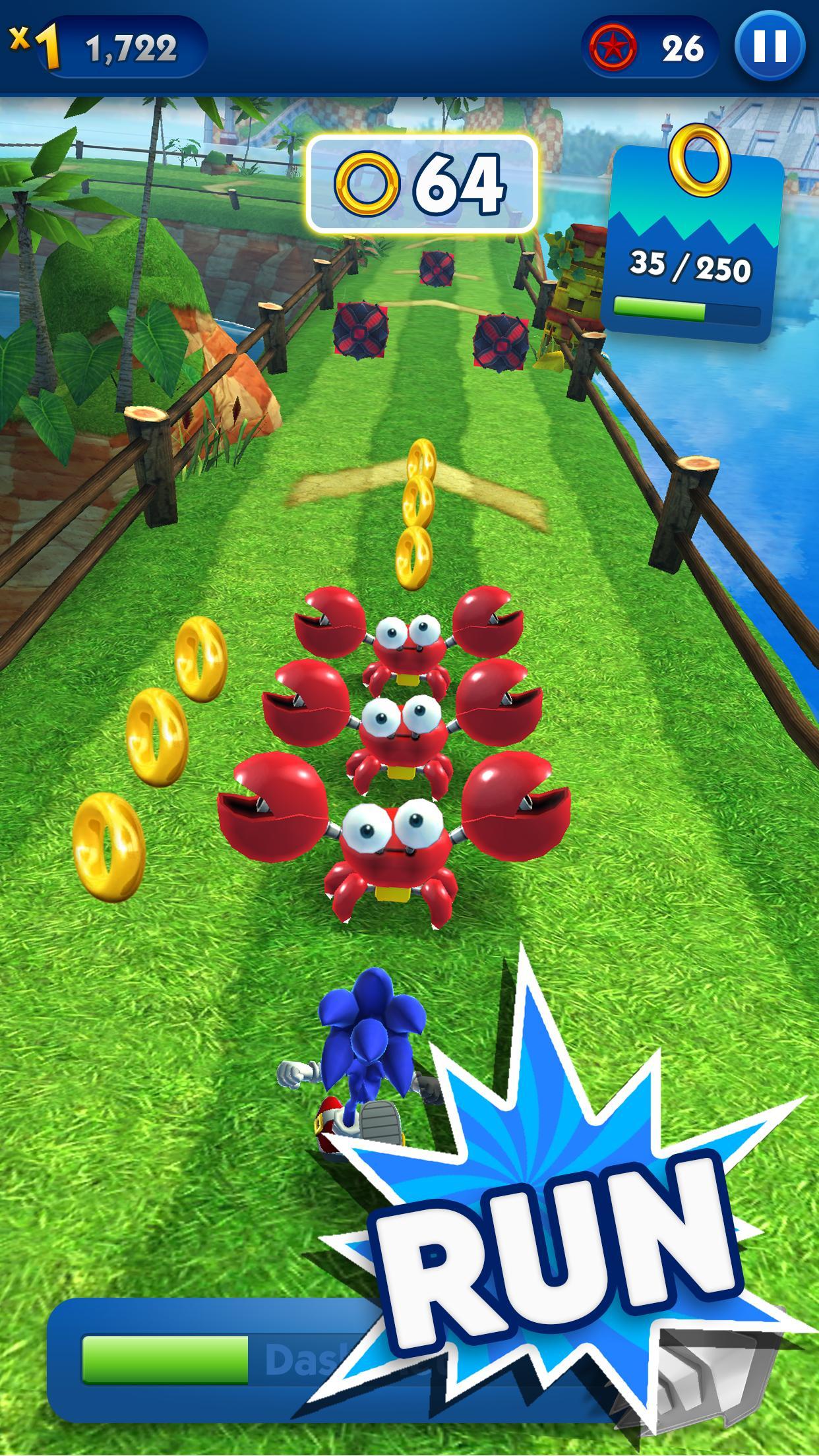Sonic Dash - Endless Running & Racing Game 4.14.0 Screenshot 1