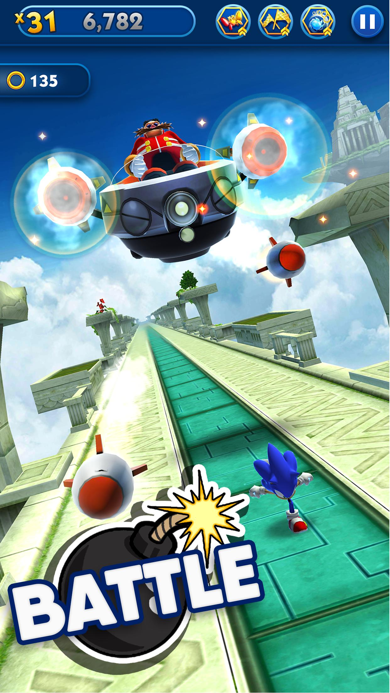Sonic Dash - Endless Running & Racing Game 4.14.0 Screenshot 11