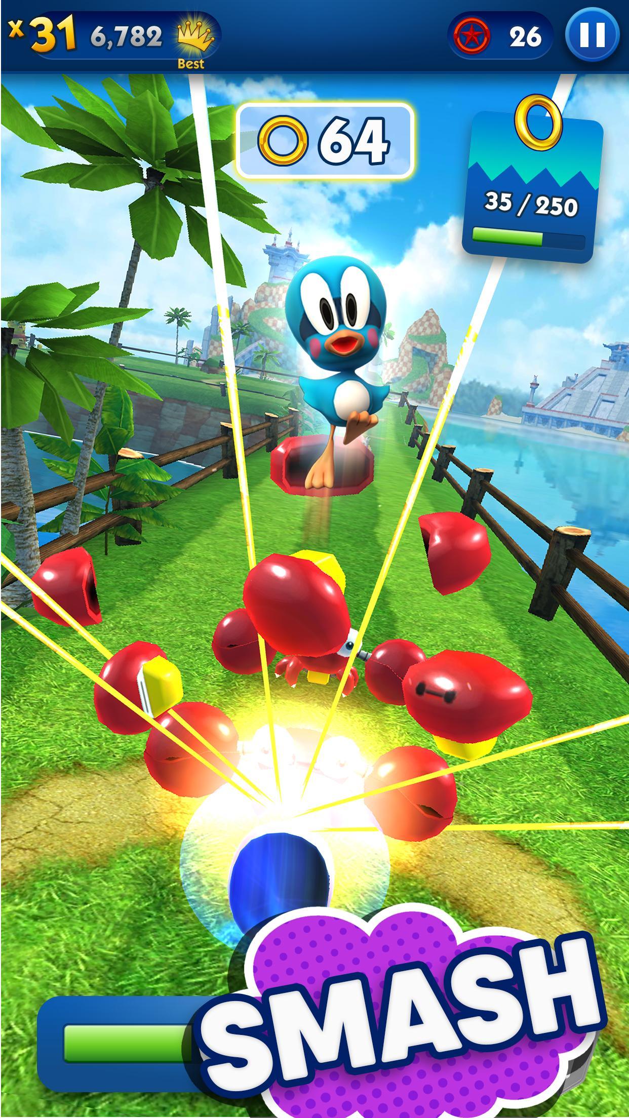 Sonic Dash - Endless Running & Racing Game 4.14.0 Screenshot 4
