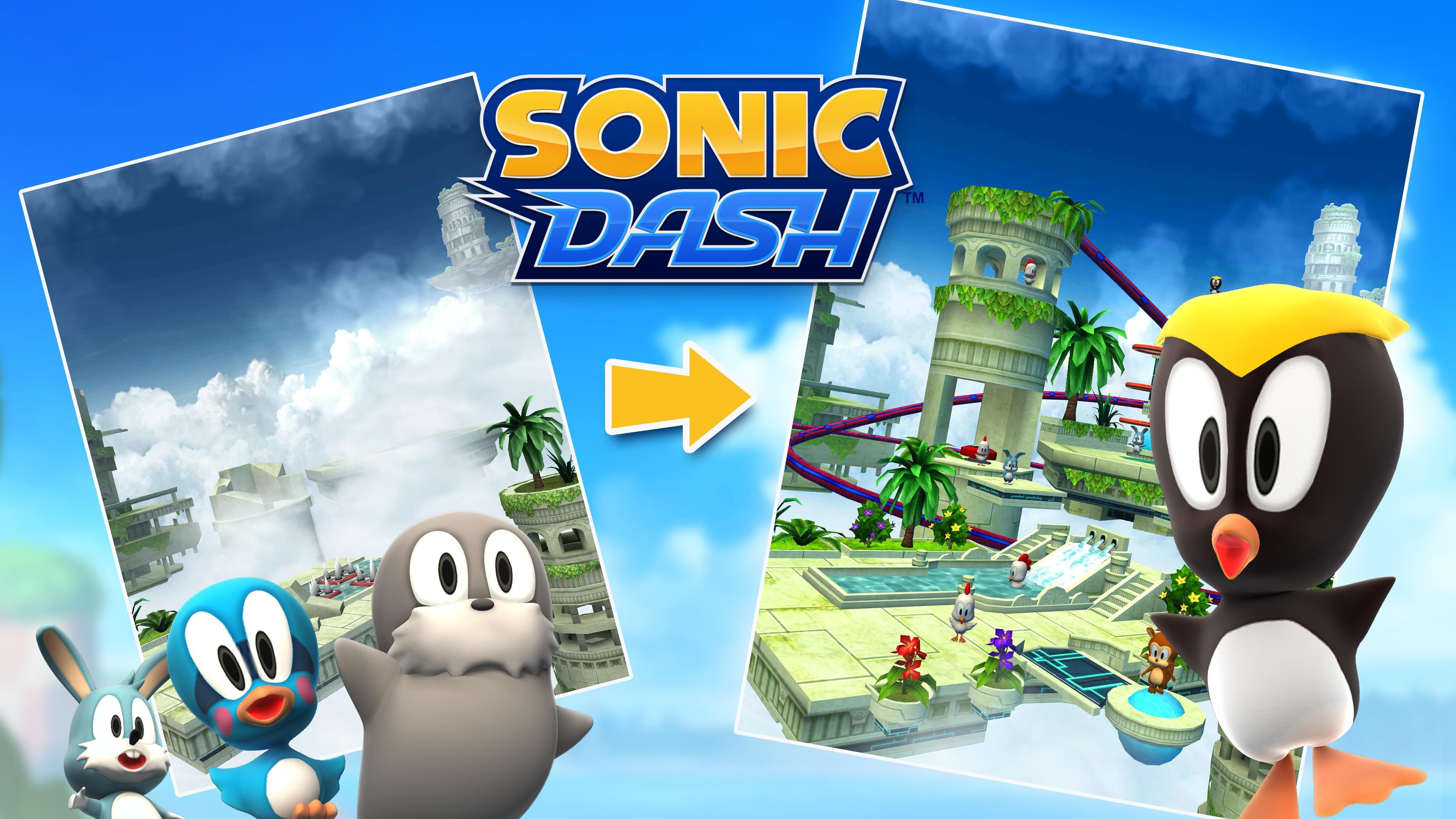 Sonic Dash - Endless Running & Racing Game 4.14.0 Screenshot 8