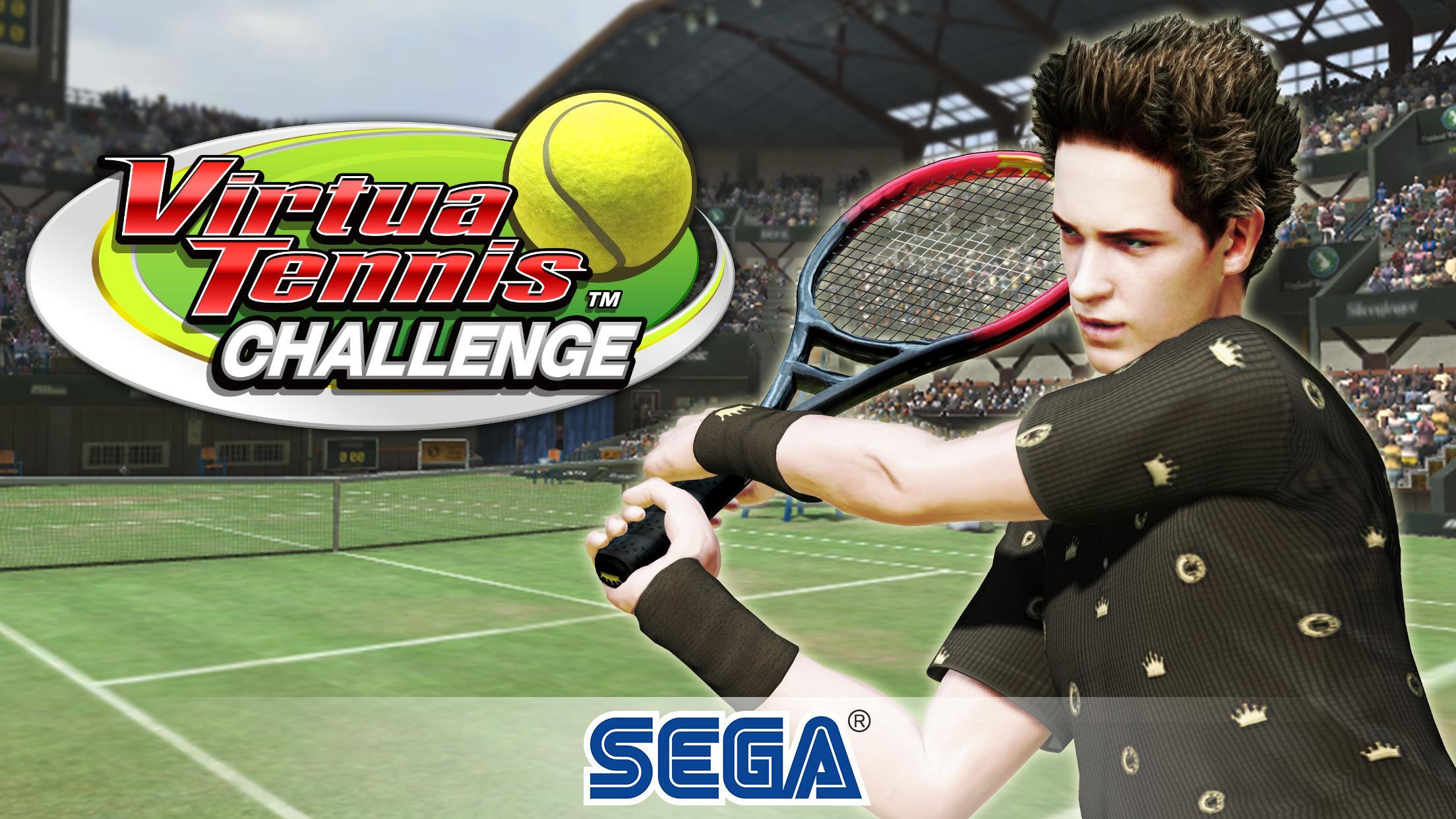 Virtua Tennis Challenge 1.3.6 Screenshot 1