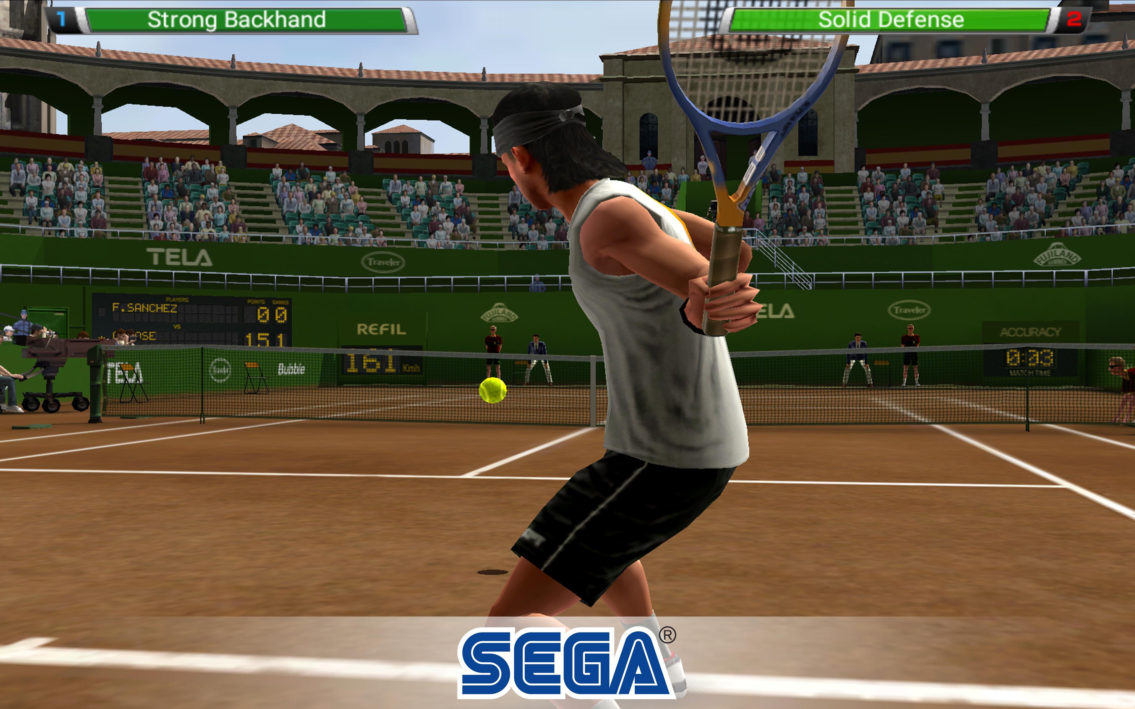 Virtua Tennis Challenge 1.3.6 Screenshot 14