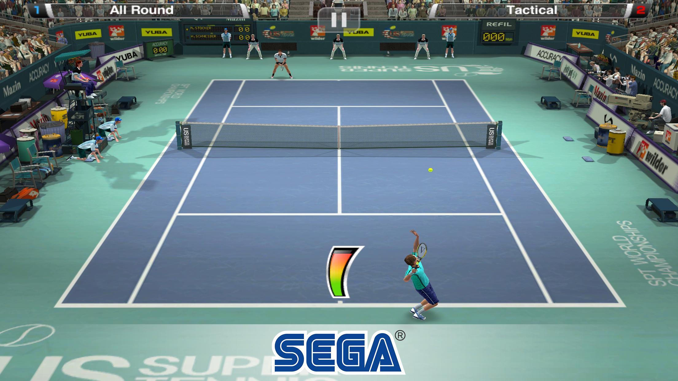 Virtua Tennis Challenge 1.3.6 Screenshot 2