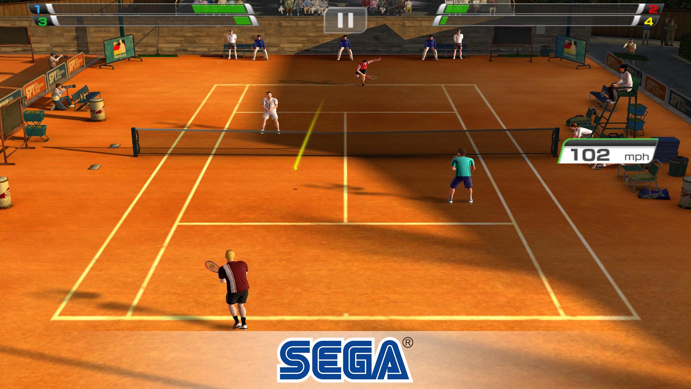 Virtua Tennis Challenge 1.3.6 Screenshot 3