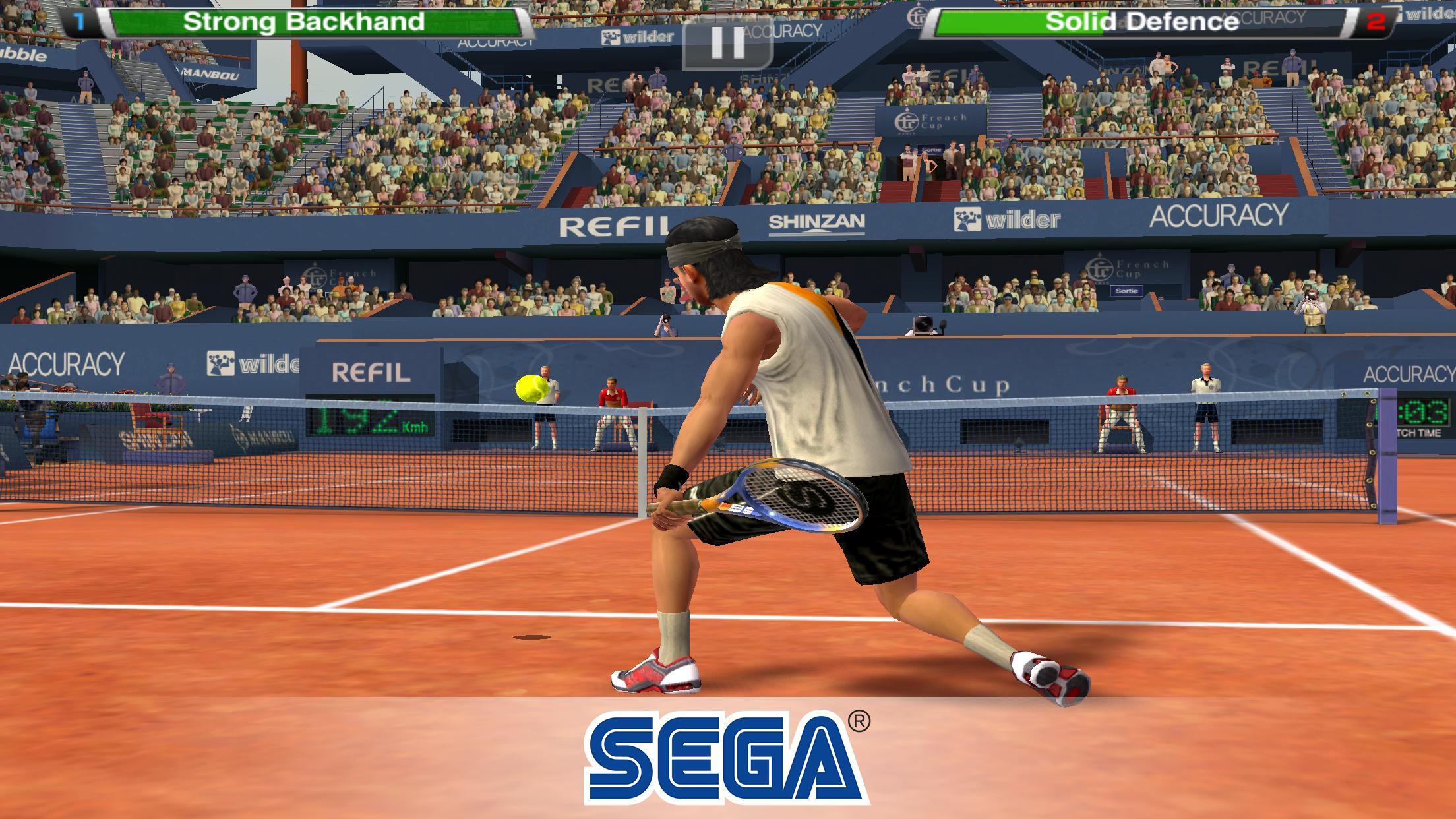 Virtua Tennis Challenge 1.3.6 Screenshot 4