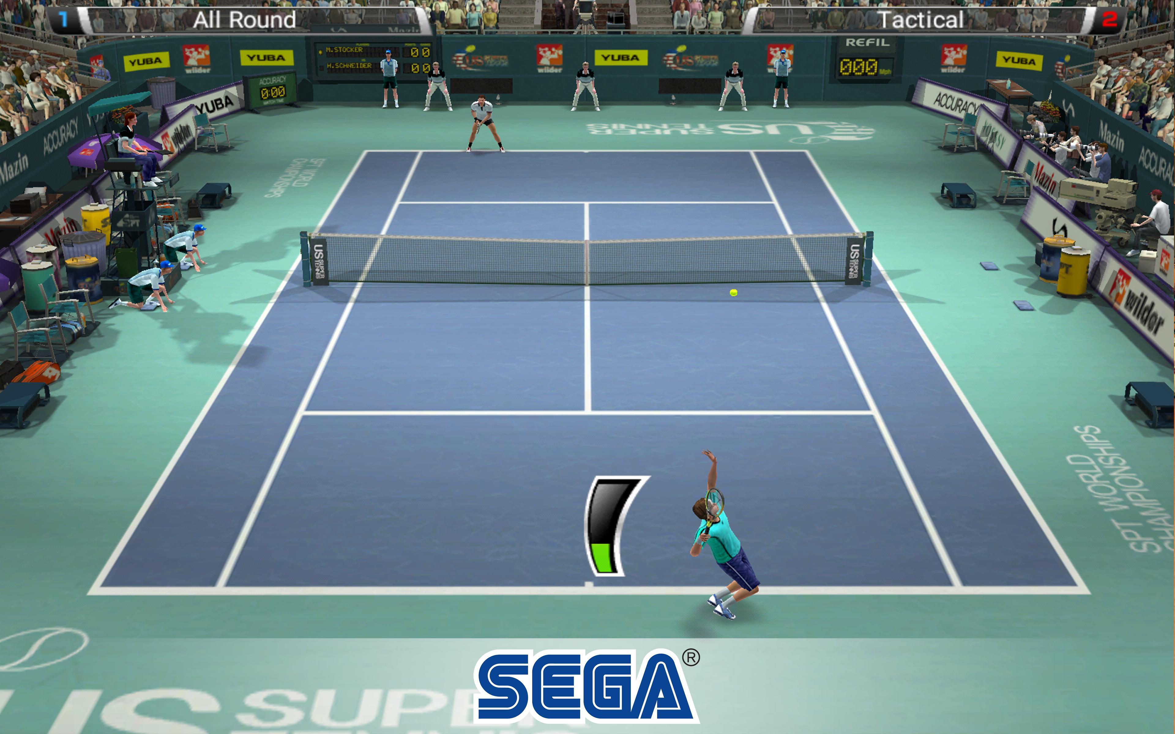 Virtua Tennis Challenge 1.3.6 Screenshot 7
