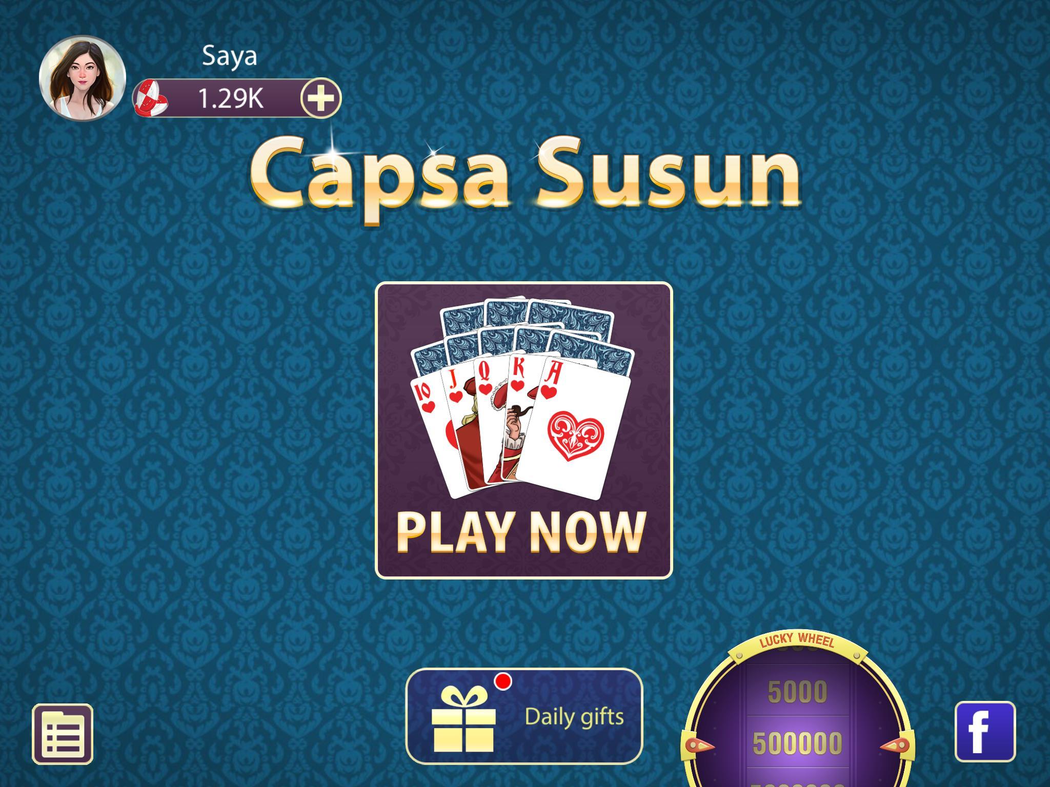 Capsa Susun 1.0.5 Screenshot 1