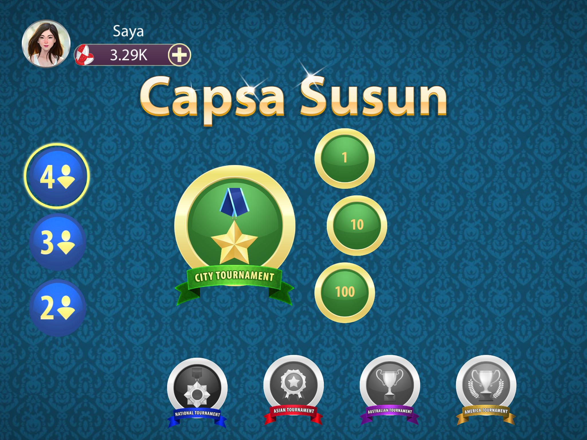 Capsa Susun 1.0.5 Screenshot 8