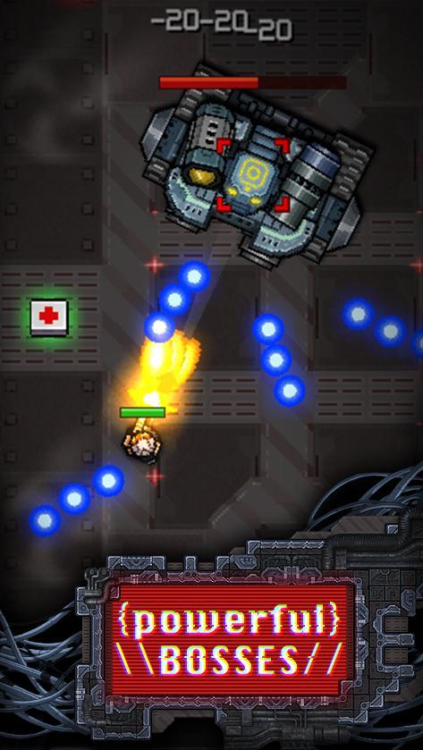 Strike Force - Arcade Shooter, Bomber, War Robots 1.2.5 Screenshot 3