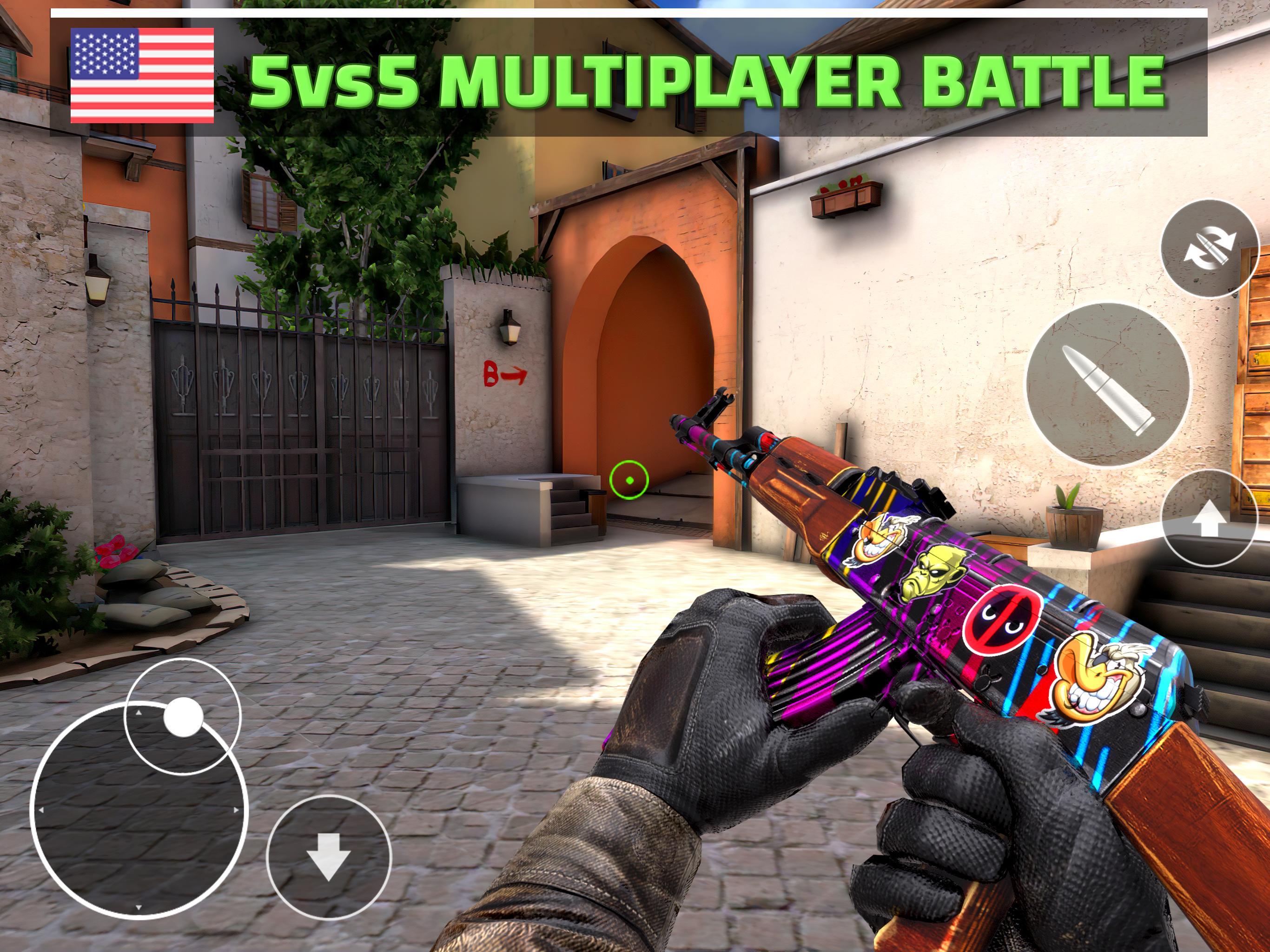 Counter Attack Multiplayer FPS 1.2.43 Screenshot 12