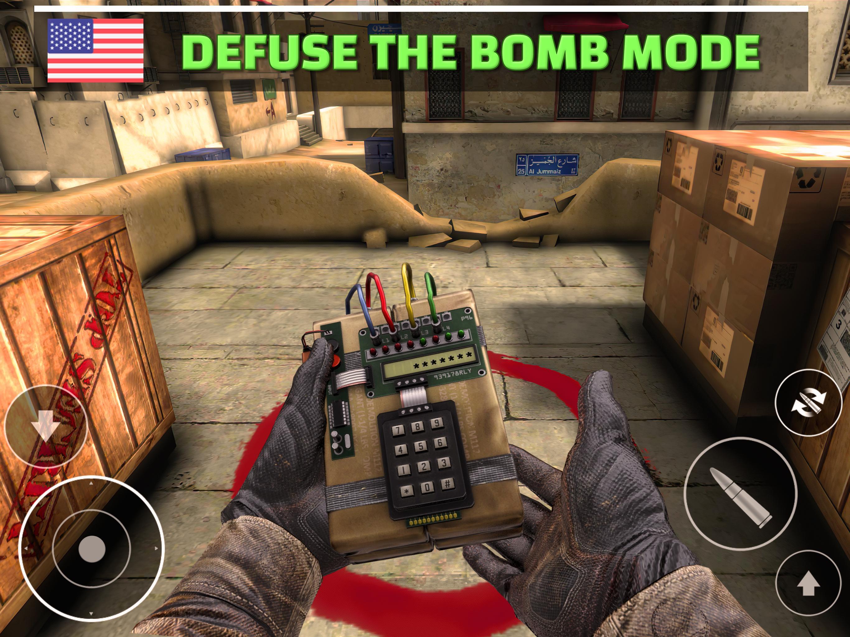Counter Attack Multiplayer FPS 1.2.43 Screenshot 13