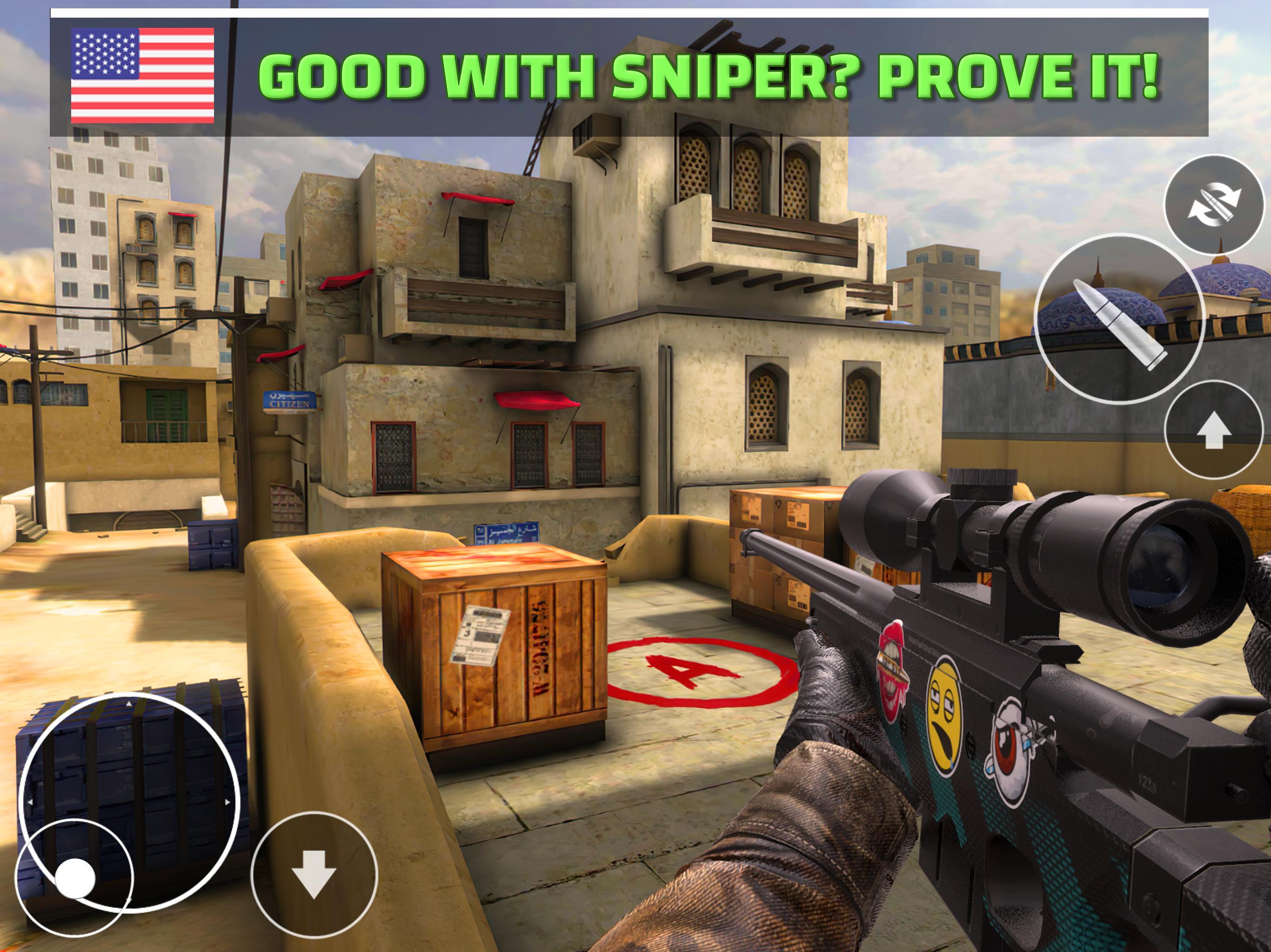 Counter Attack Multiplayer FPS 1.2.43 Screenshot 14