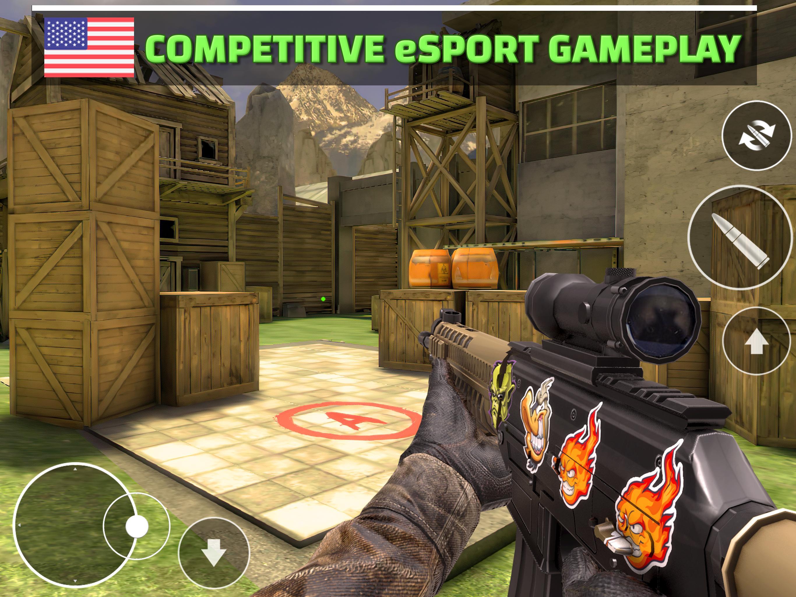 Counter Attack Multiplayer FPS 1.2.43 Screenshot 15