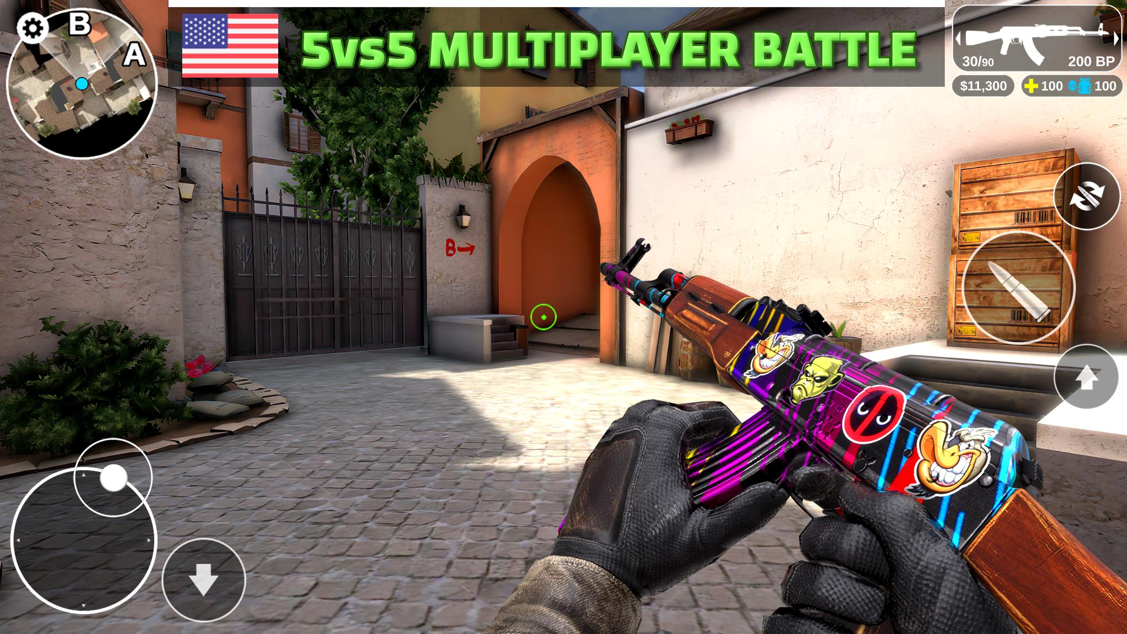 Counter Attack Multiplayer FPS 1.2.43 Screenshot 2