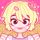 Lily Story Dress Up Game app icon