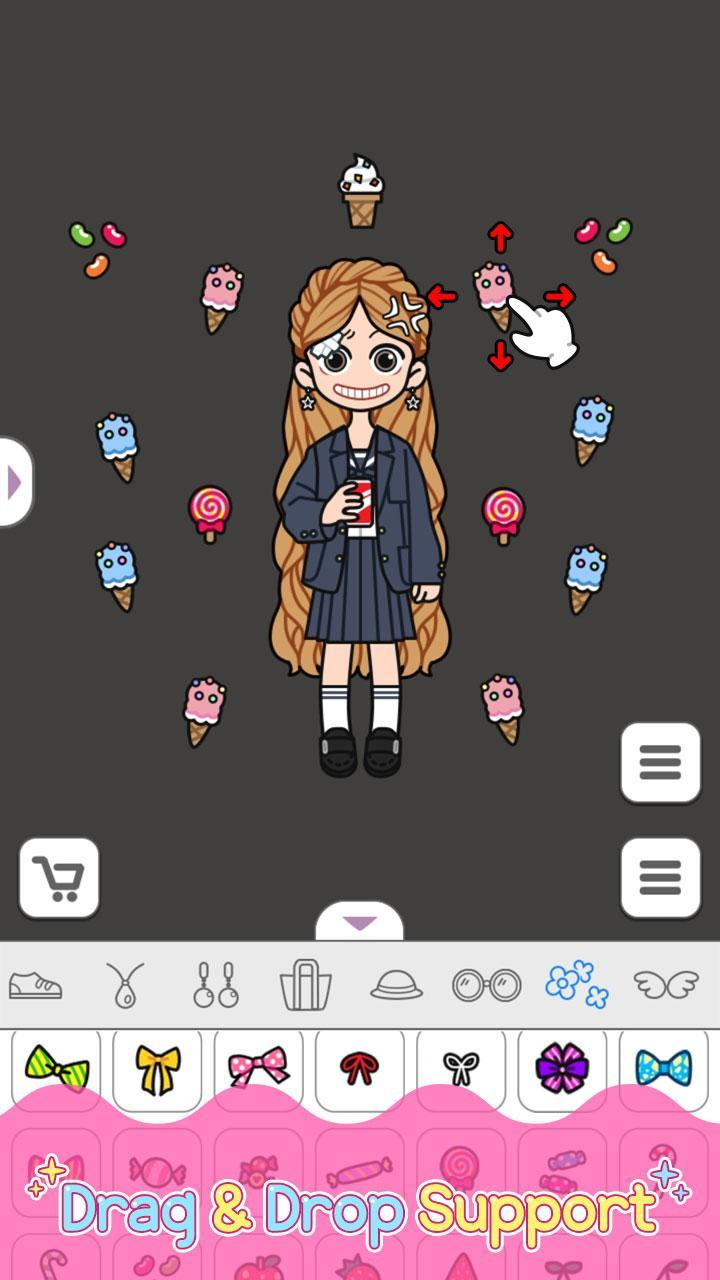 Lily Story Dress Up Game 1.4.6 Screenshot 3
