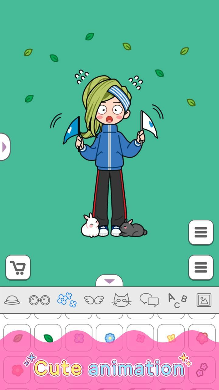 Lily Story Dress Up Game 1.4.6 Screenshot 4