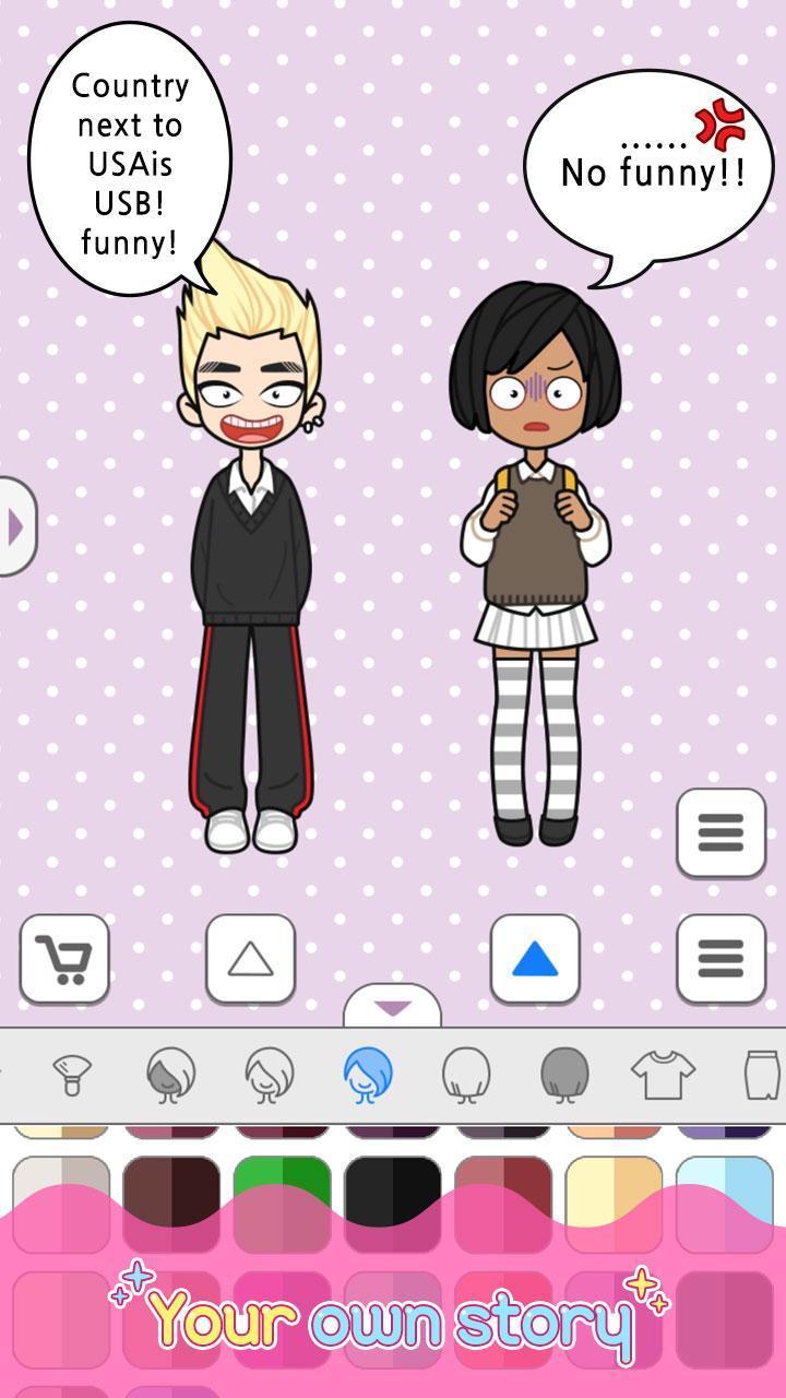 Lily Story Dress Up Game 1.4.6 Screenshot 7