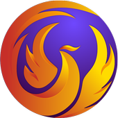 Phoenix Browser -Video Download, Private & Fast app icon