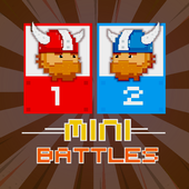 12 MiniBattles Two Players app icon