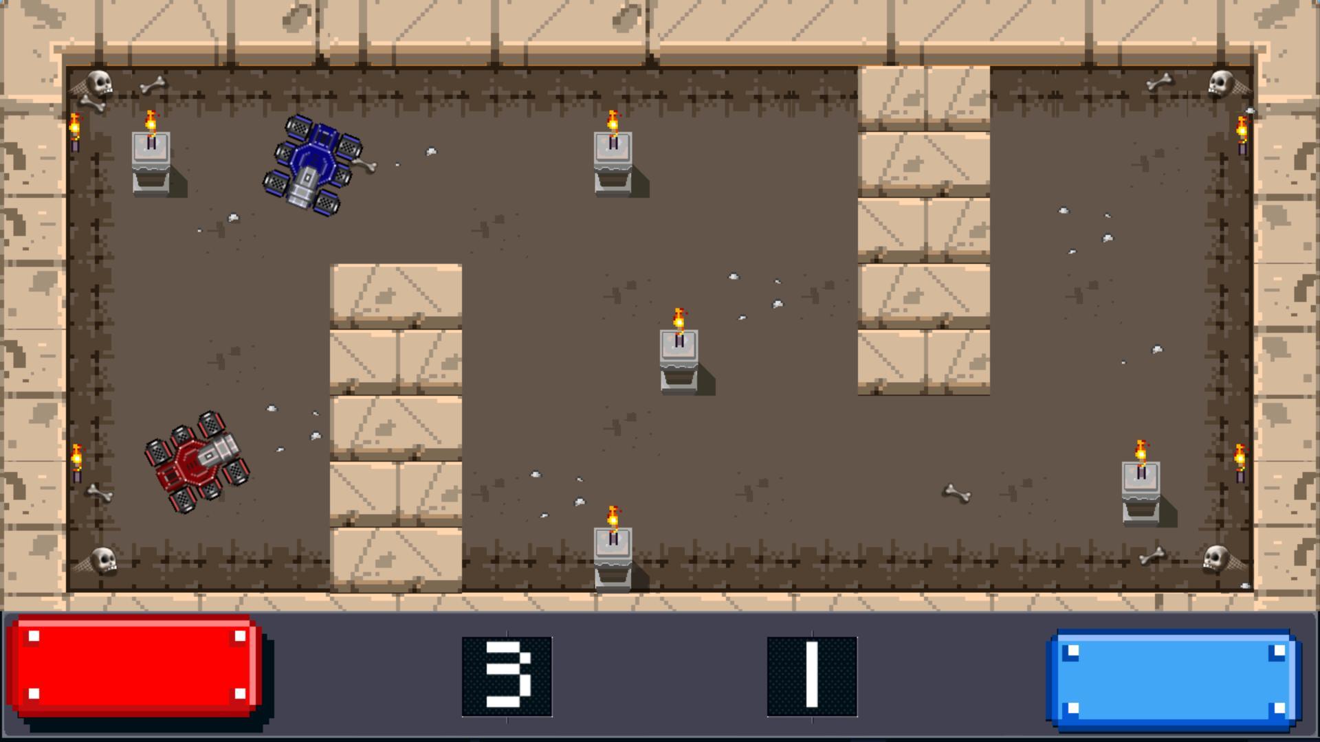12 MiniBattles Two Players 1.0.36 Screenshot 4