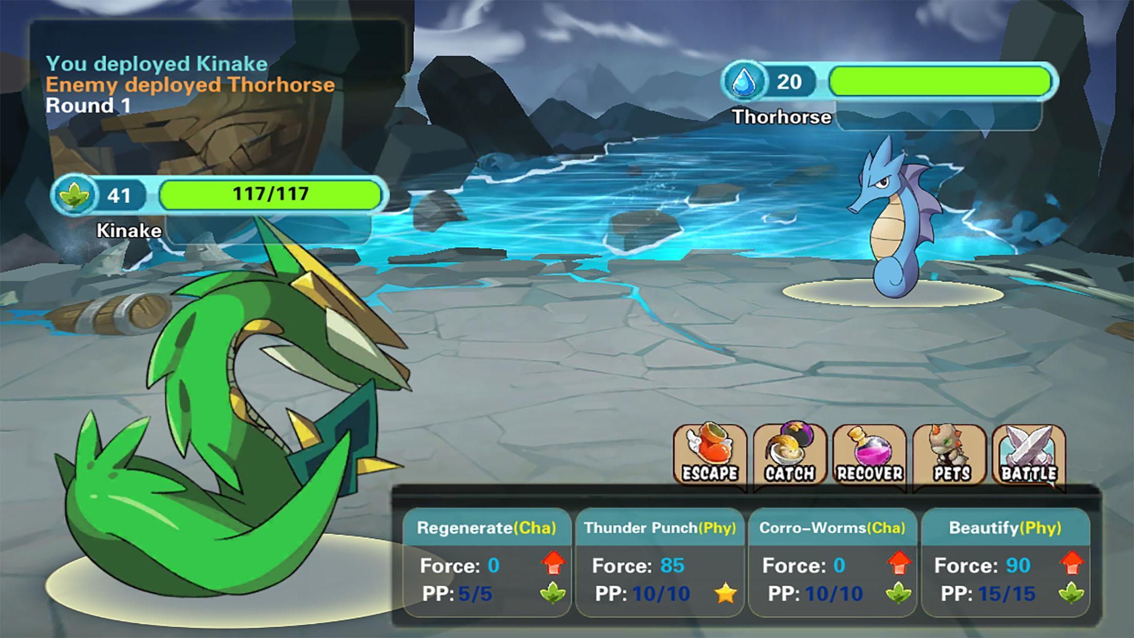 Monster Storm Apoiion(New Ver.) 1.1.1 Screenshot 4