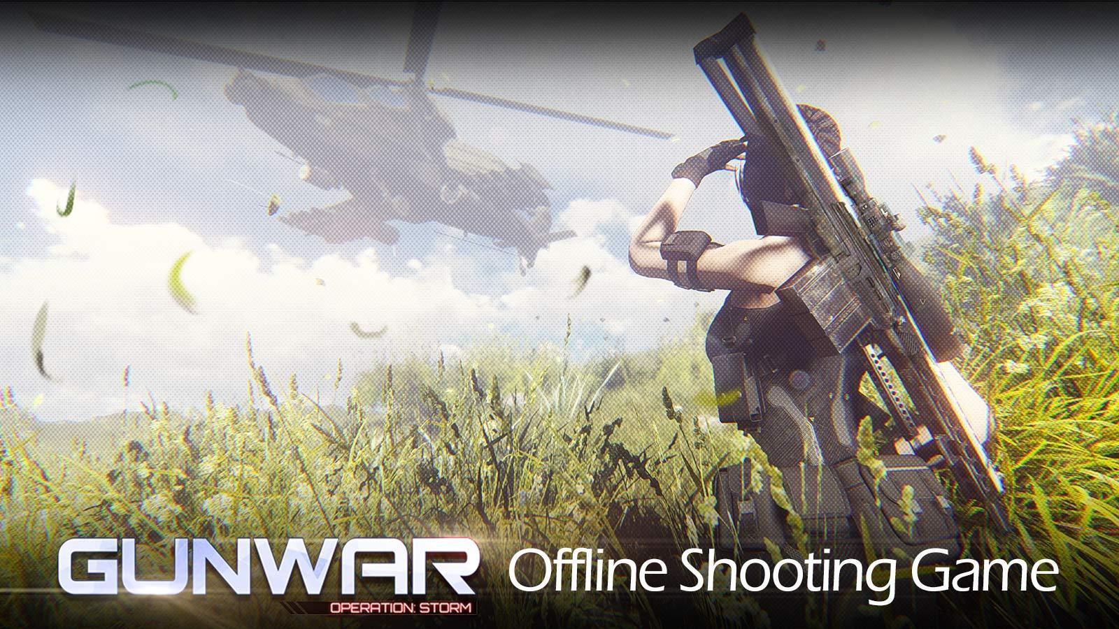 Gun War Shooting Games 2.8.1 Screenshot 1