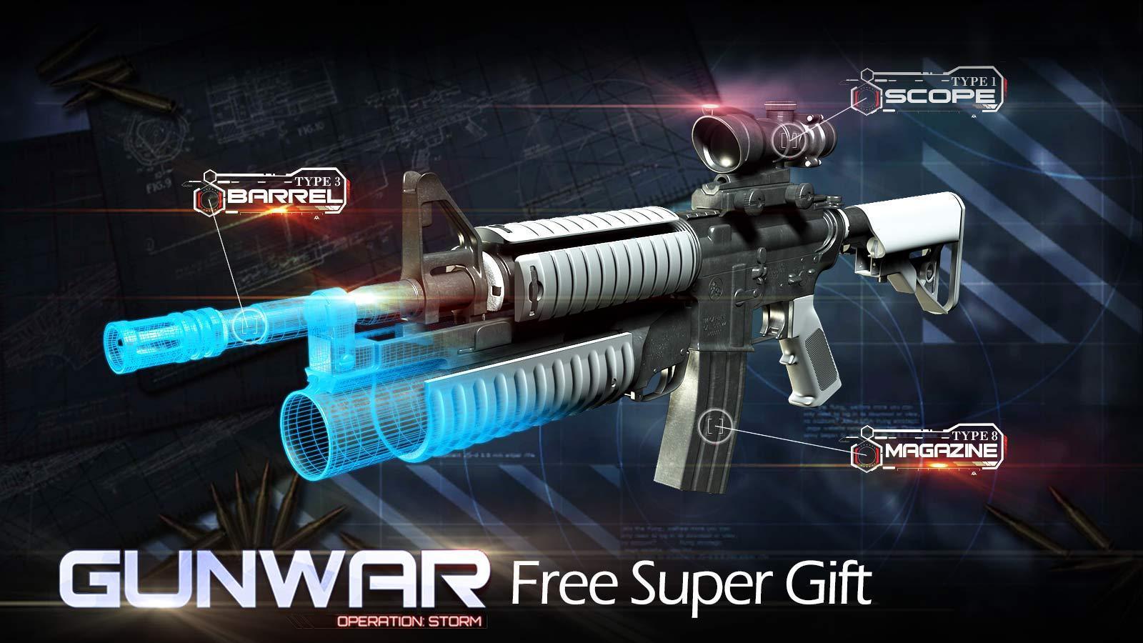 Gun War Shooting Games 2.8.1 Screenshot 4