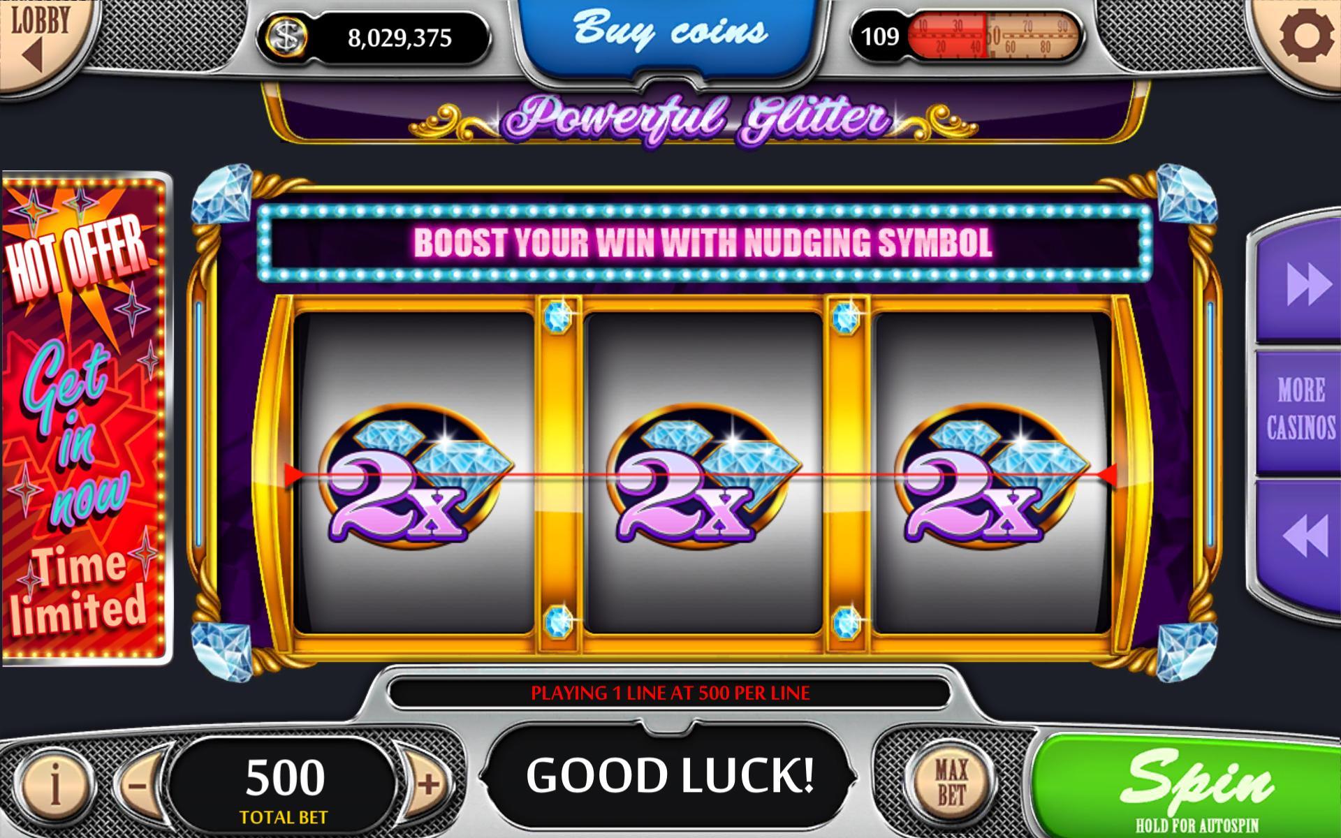 Vegas Power Slots Free Real Vegas Slot Machines 1.47 Screenshot 10