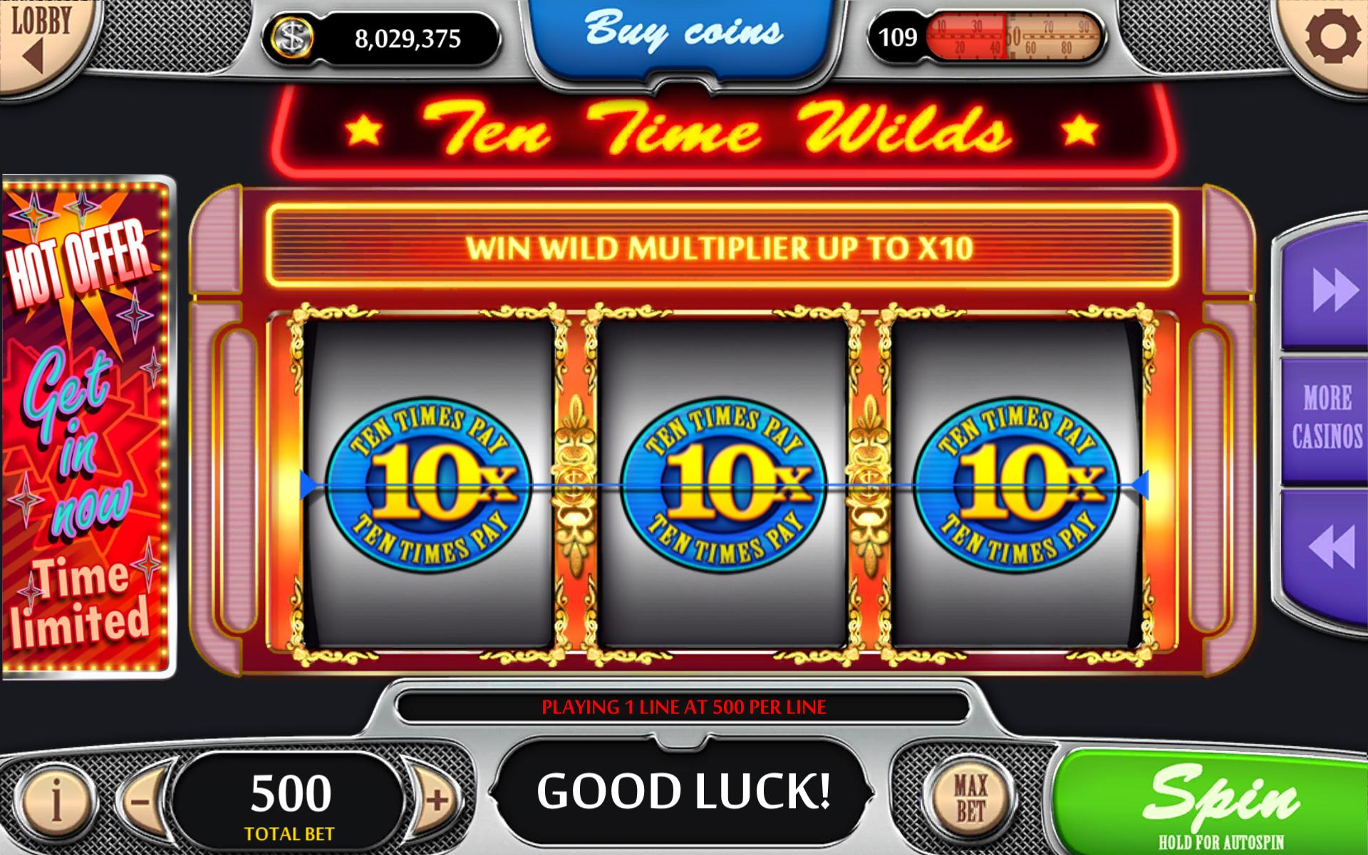 Vegas Power Slots Free Real Vegas Slot Machines 1.47 Screenshot 14