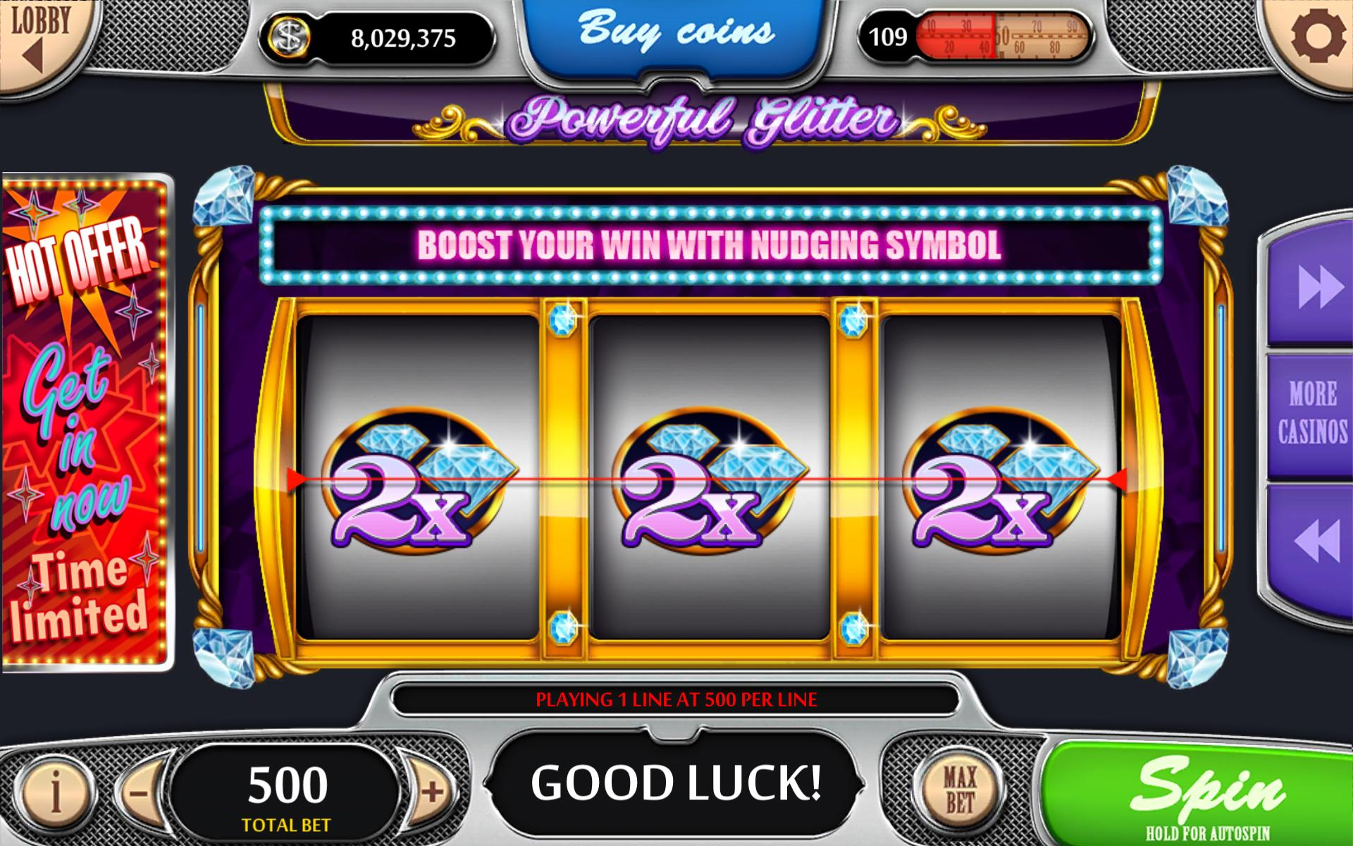 Vegas Power Slots Free Real Vegas Slot Machines 1.47 Screenshot 16