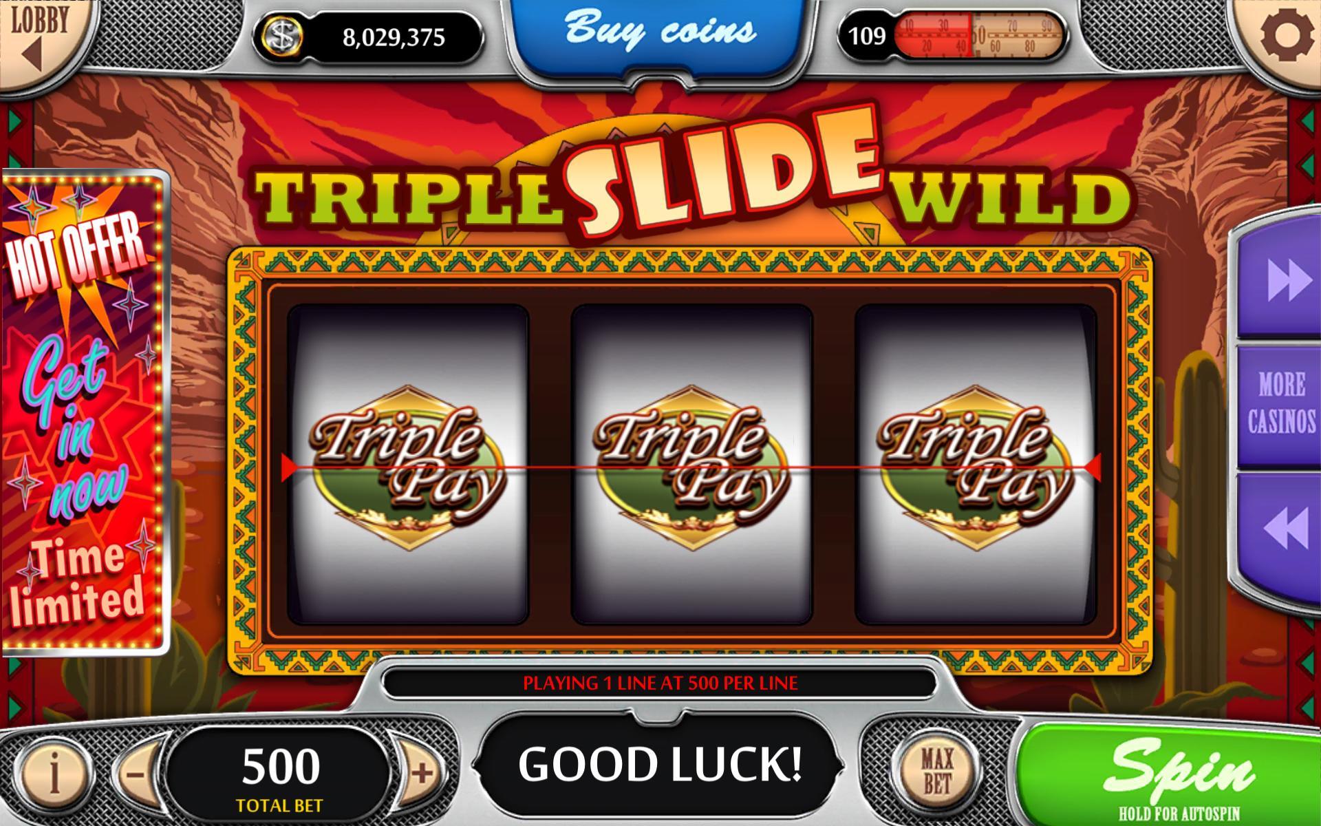 Vegas Power Slots Free Real Vegas Slot Machines 1.47 Screenshot 5