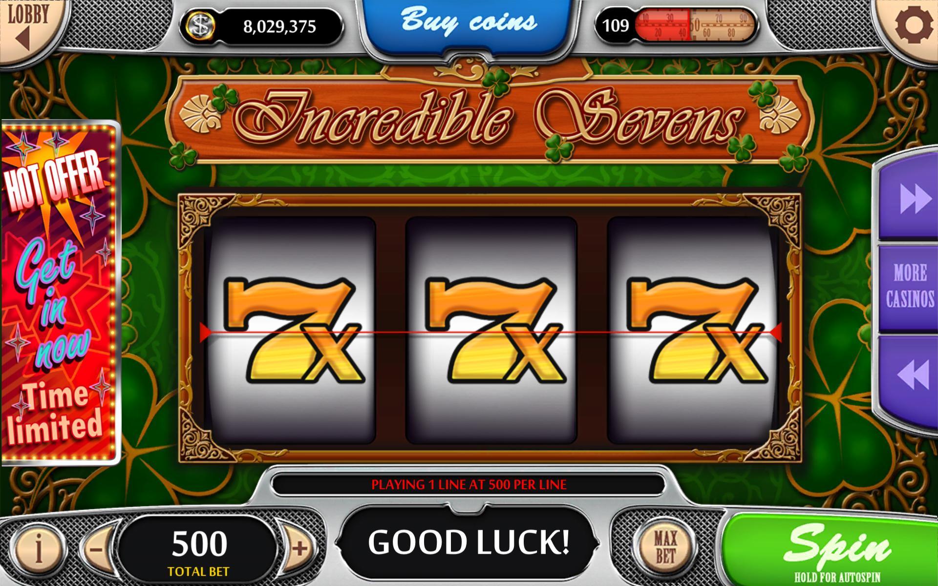 Vegas Power Slots Free Real Vegas Slot Machines 1.47 Screenshot 9