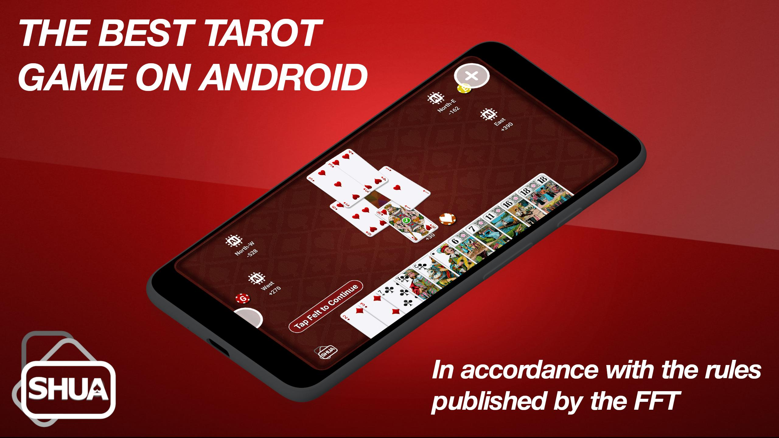 SHUA Tarot 2.3.2 Screenshot 1